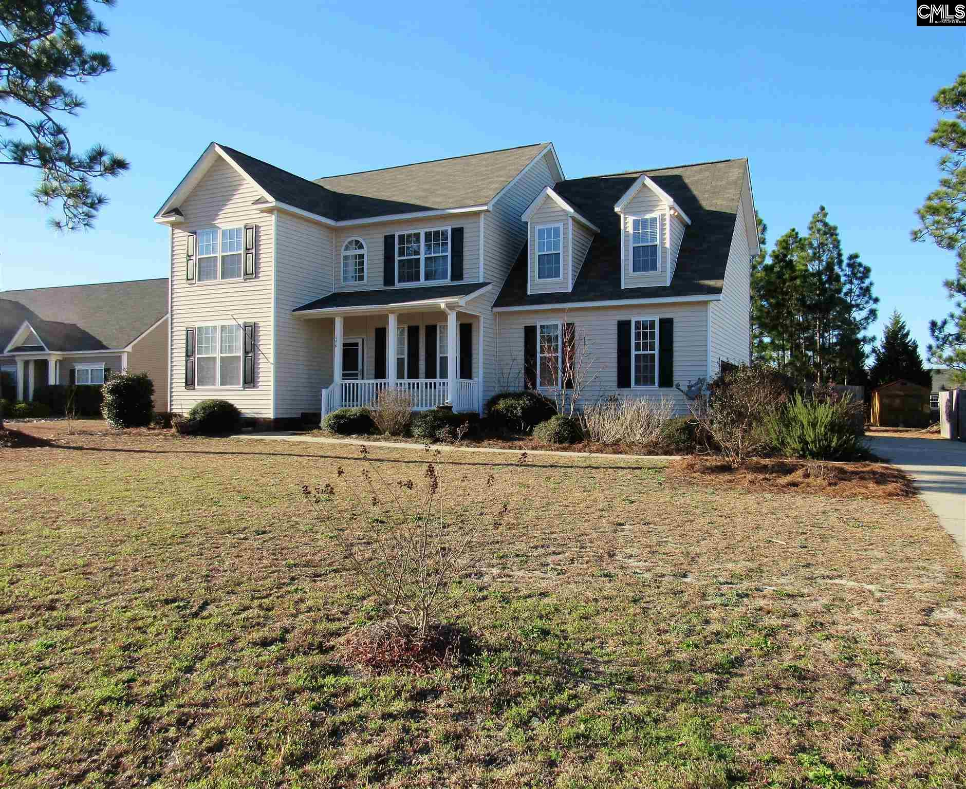 176 Liberty Farm Lexington, SC 29073-0000