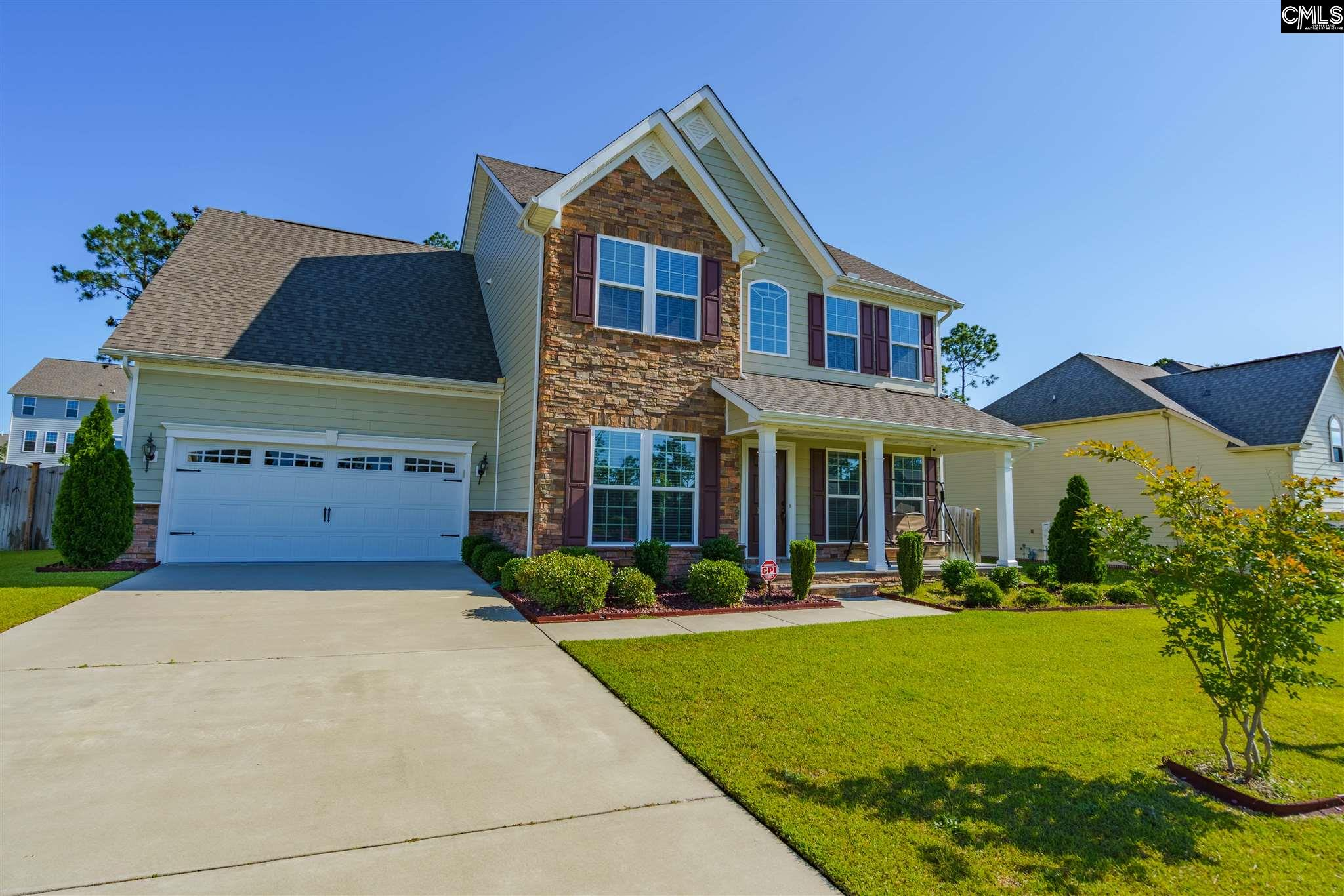 Woodcreek Farms Neighborhood Homes for Sale in Northeast Columbia SC