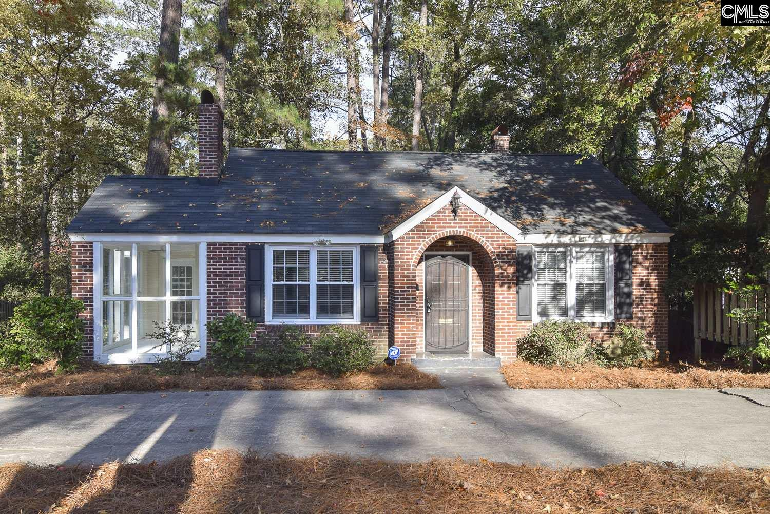 3019 Forest Columbia, SC 29204