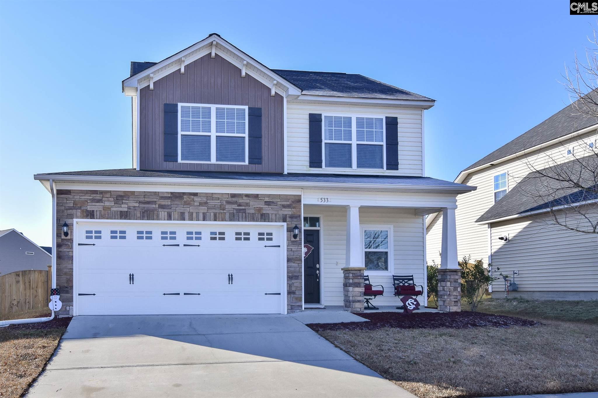 533 Blue Ledge Lexington, SC 29072