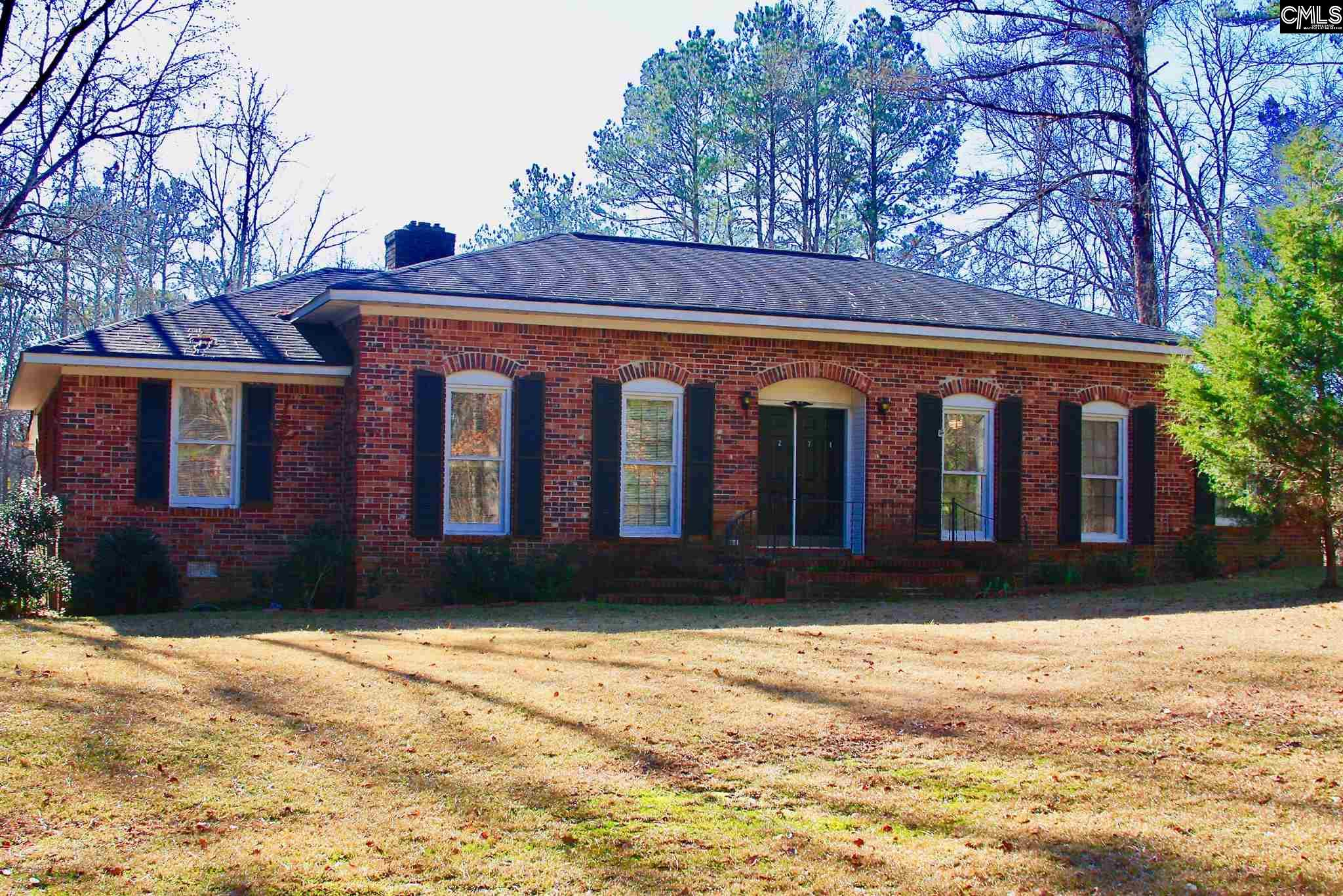 1271 John G. Richards Camden, SC 29020
