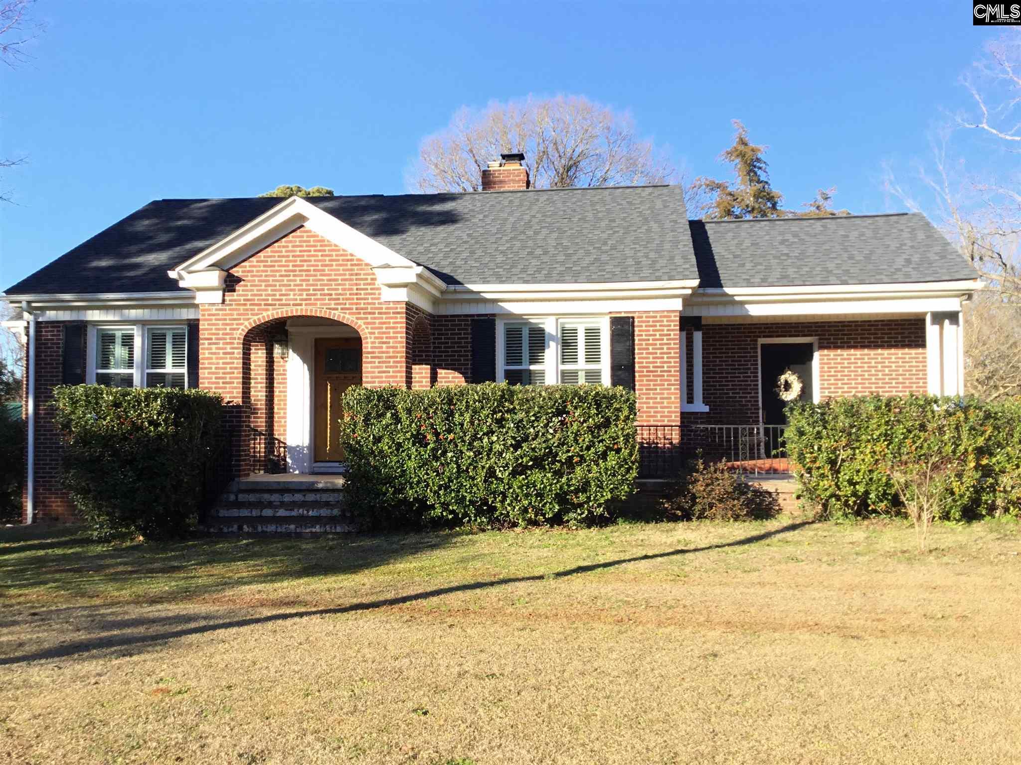 1032 Newberry Winnsboro, SC 29180