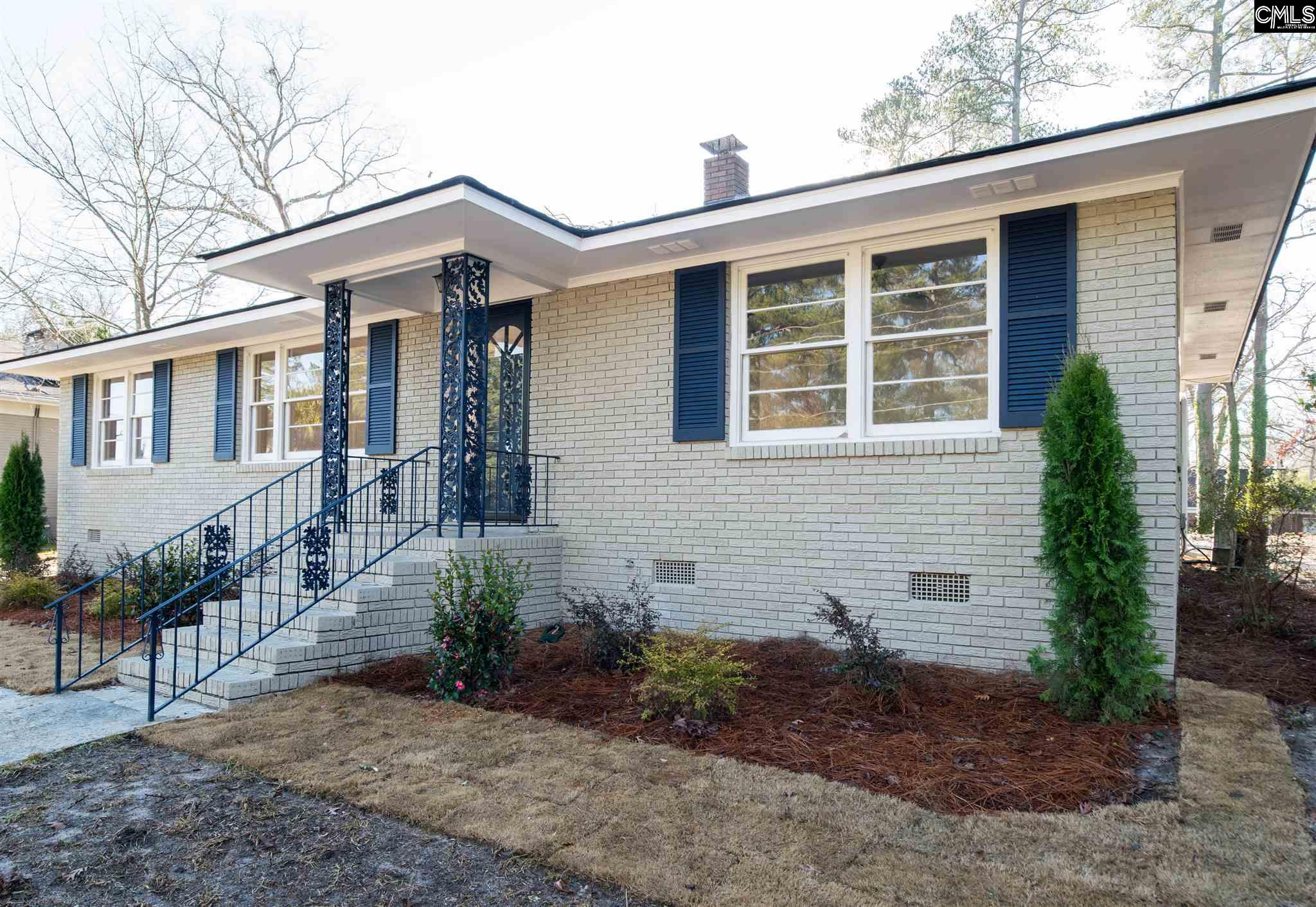 3040 Forest Columbia, SC 29204