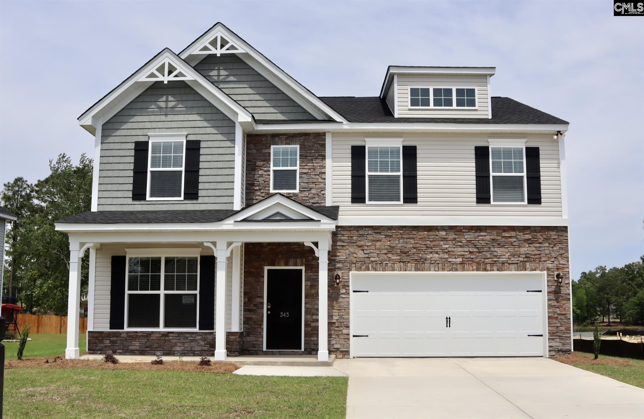343 Magnolia Tree Road Lexington, SC 29073