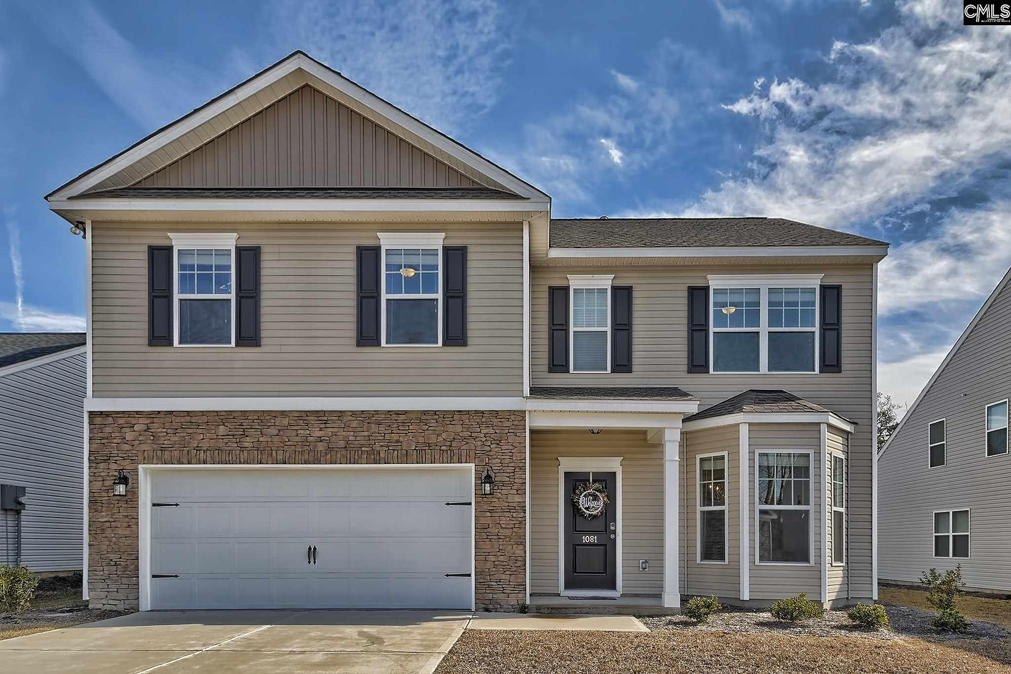 1081 Lake Village Columbia, SC 29229