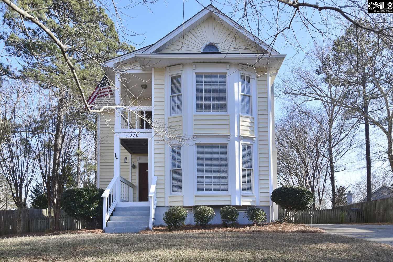 116 Trent House Irmo, SC 29063