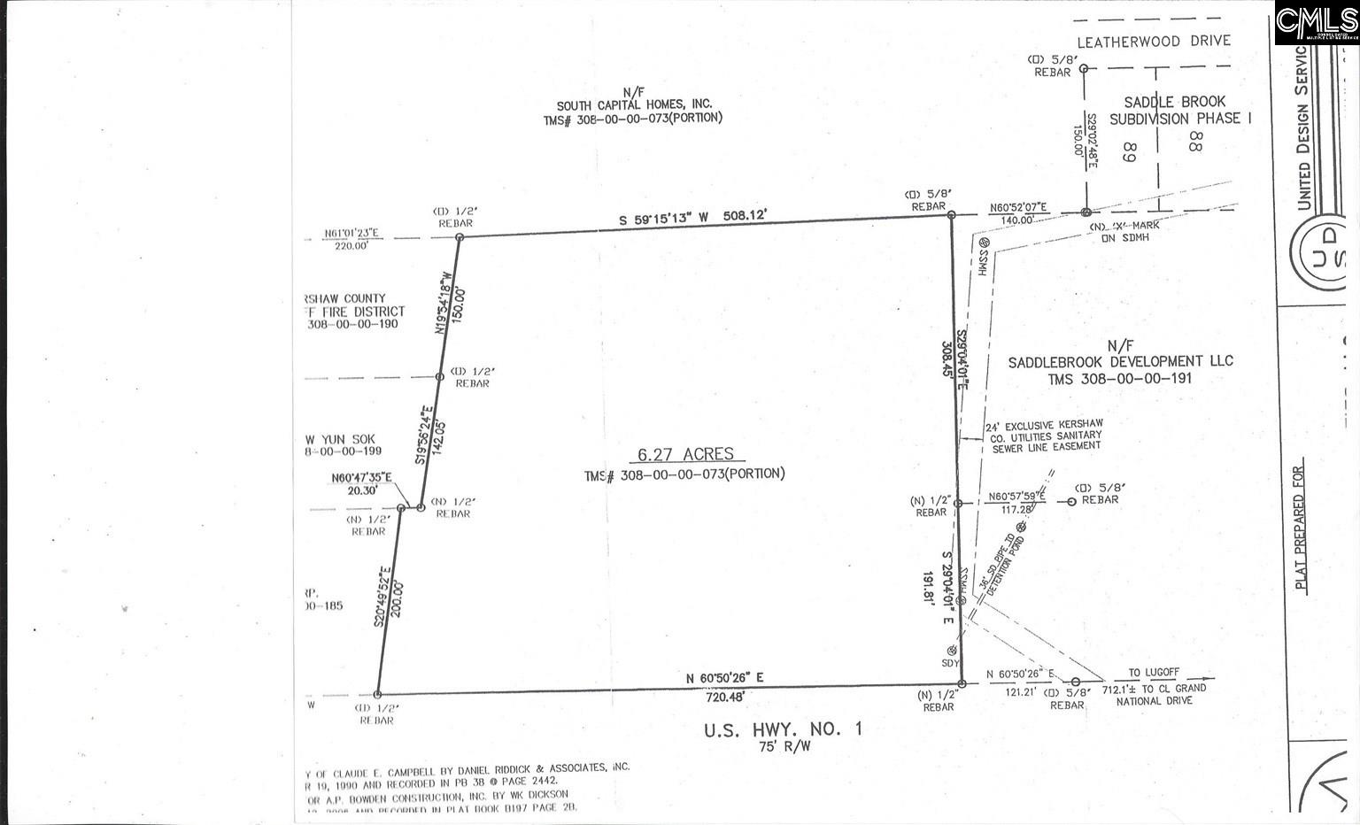 Land for Sale in Lugoff SC 29078