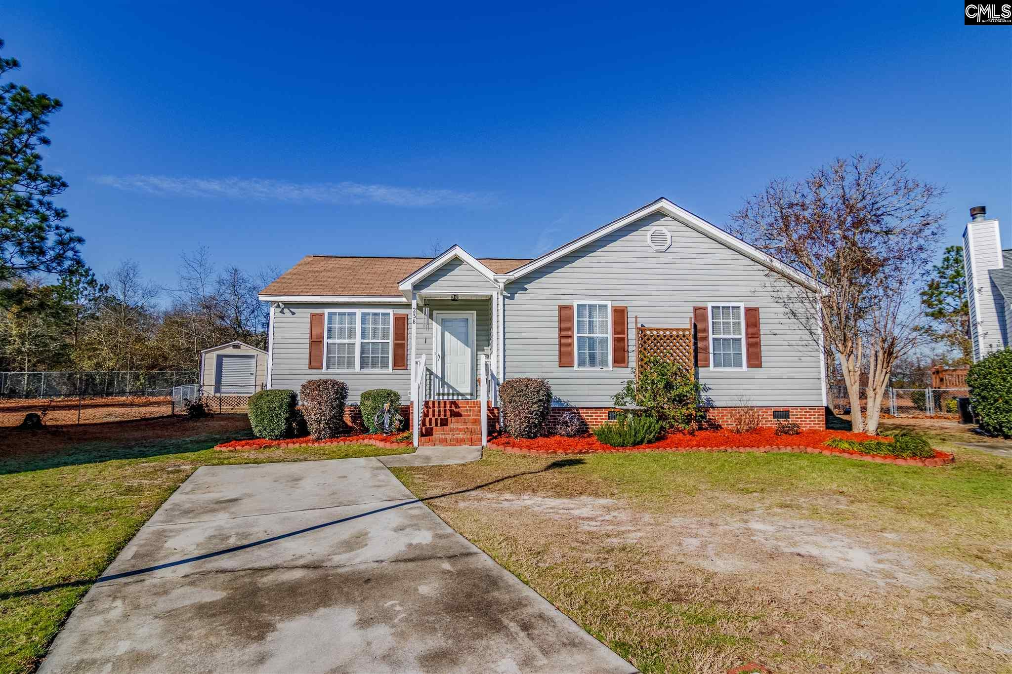 238 Bill Williamson Lexington, SC 29073