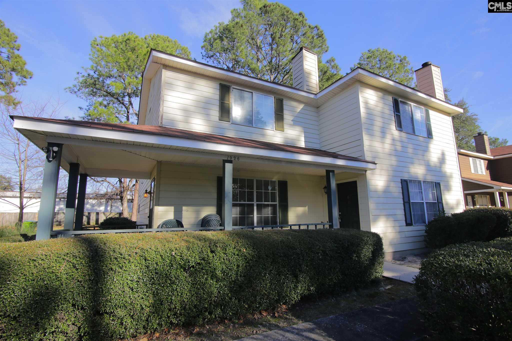 1926 Green Oaks Columbia, SC 21206