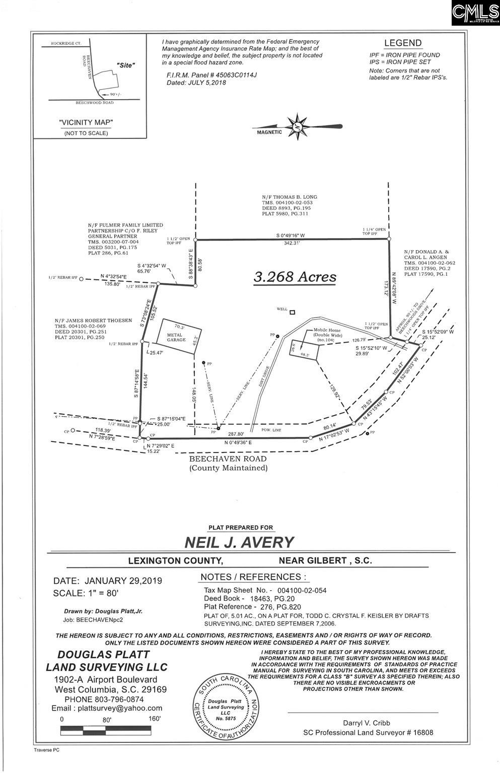 104 Beechaven Lexington, SC 29072