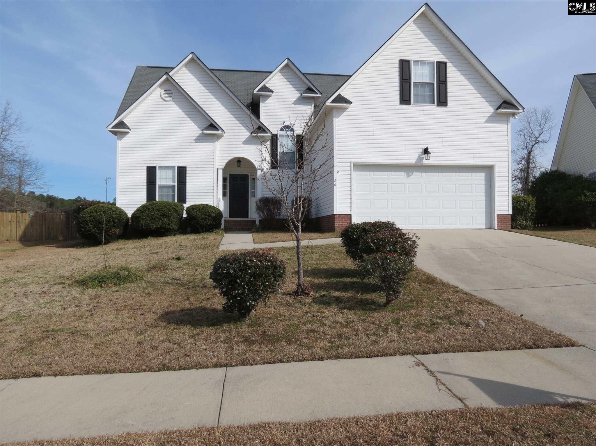 126 Summer Pines Blythewood, SC 29016-9614