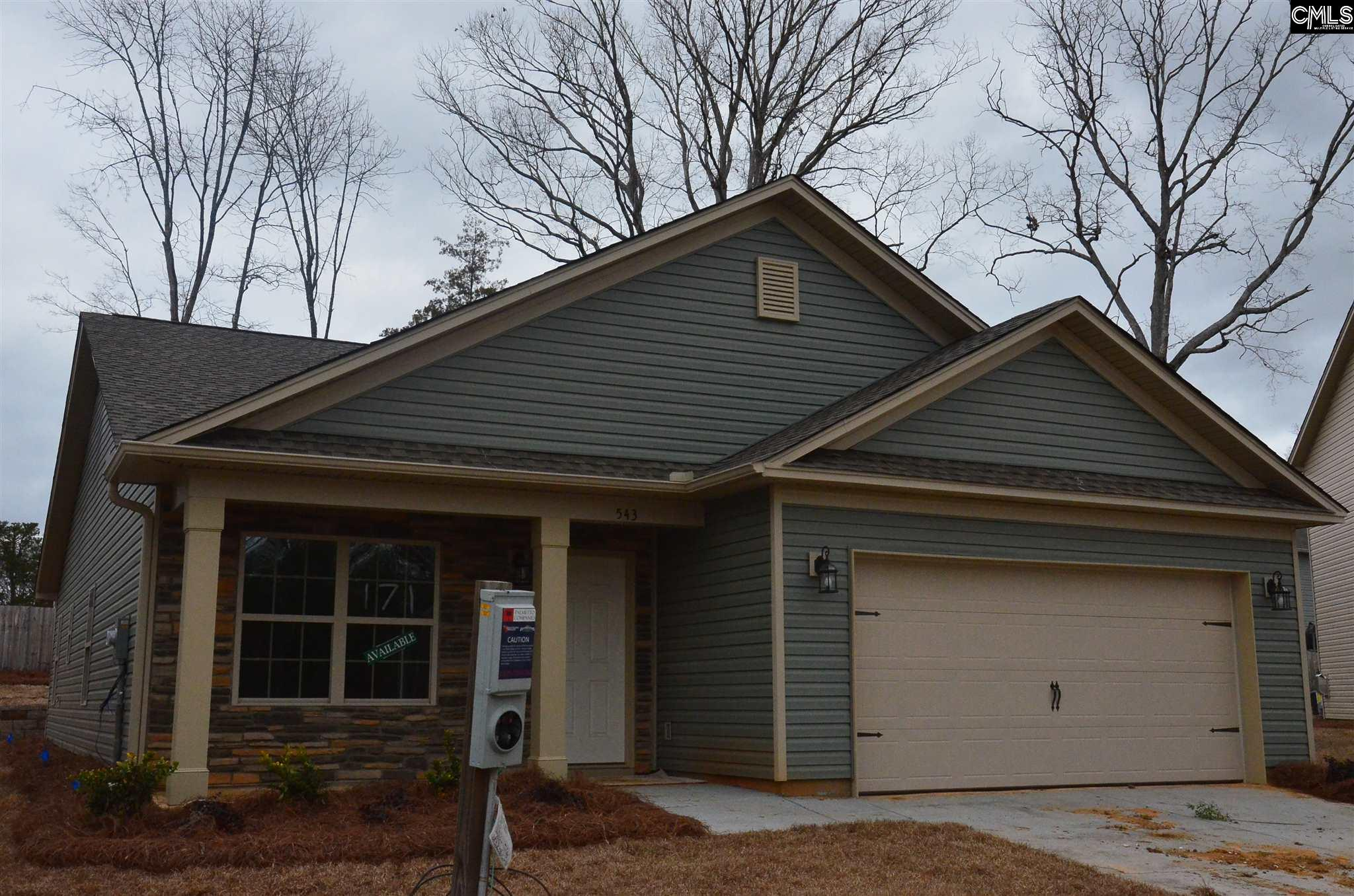 217 St. Charles Place Chapin, SC 29036