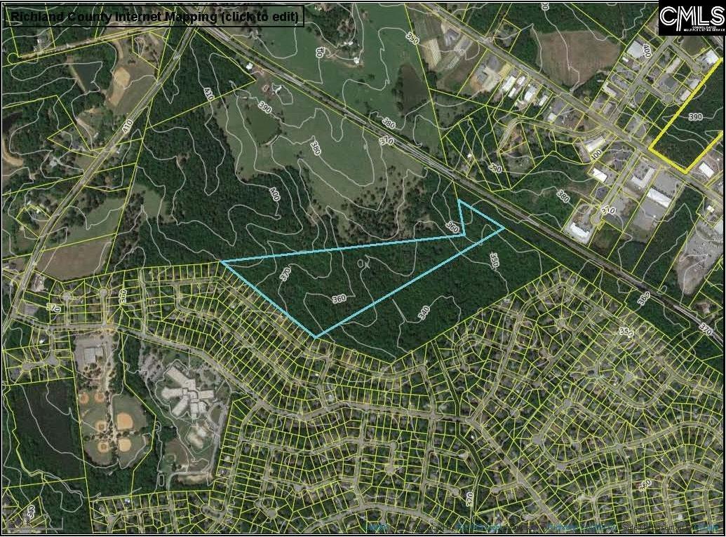 E/S Farming Creek Road Irmo, SC 29063