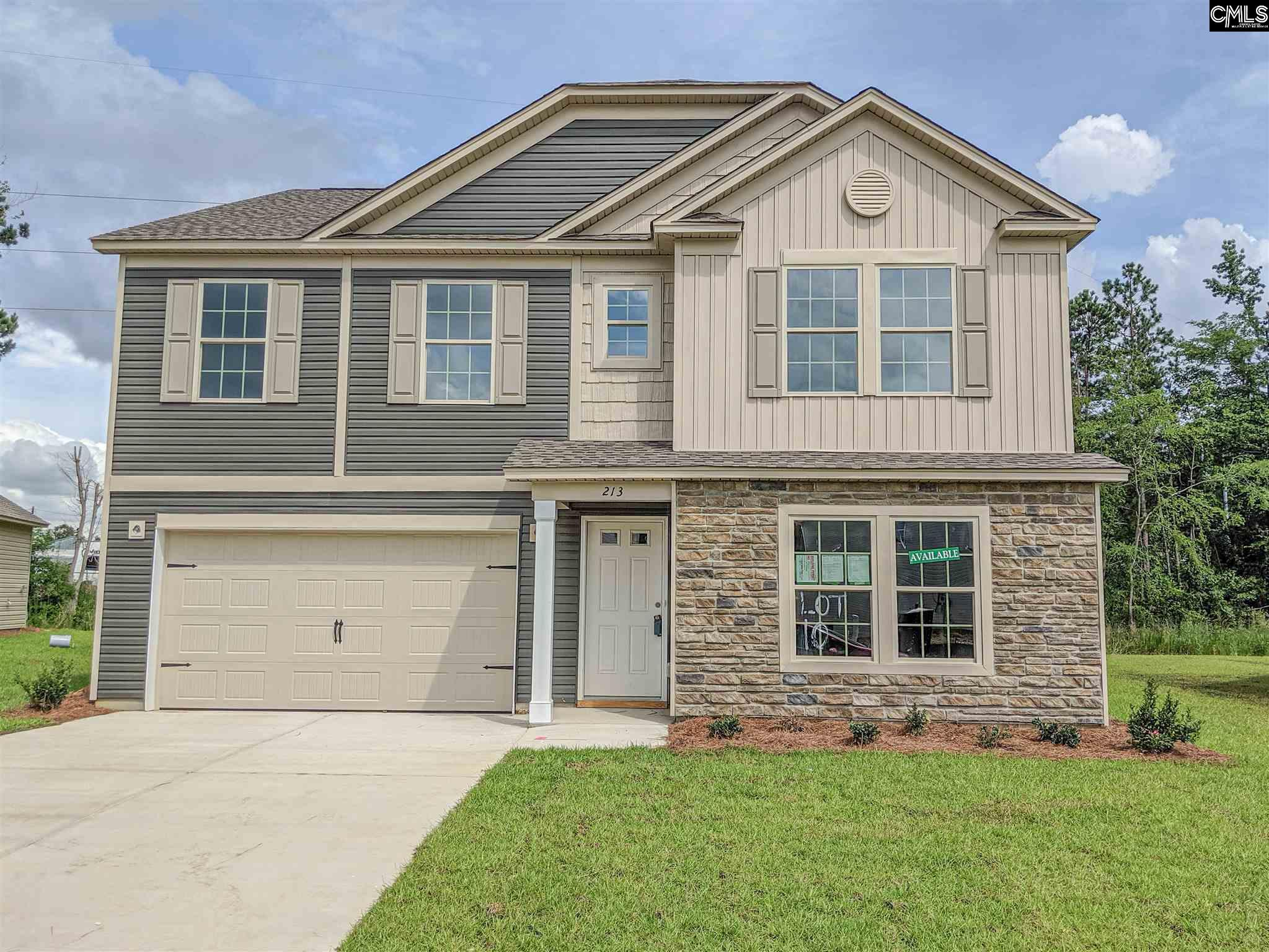 213 Elsoma Chapin, SC 29036
