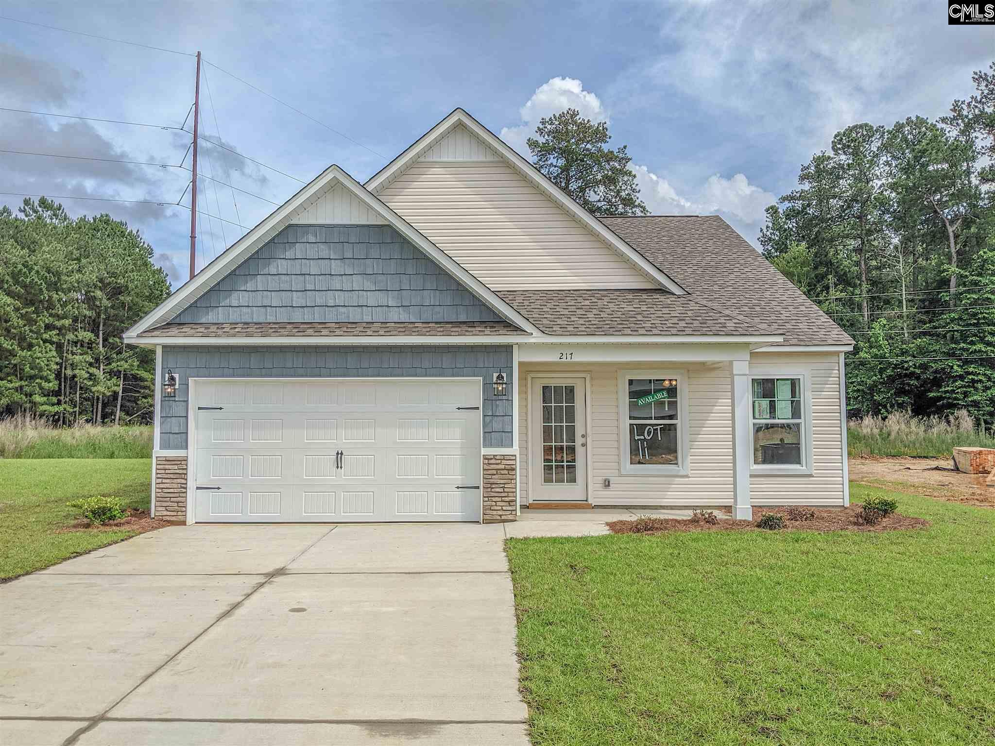 217 Elsoma Chapin, SC 29036