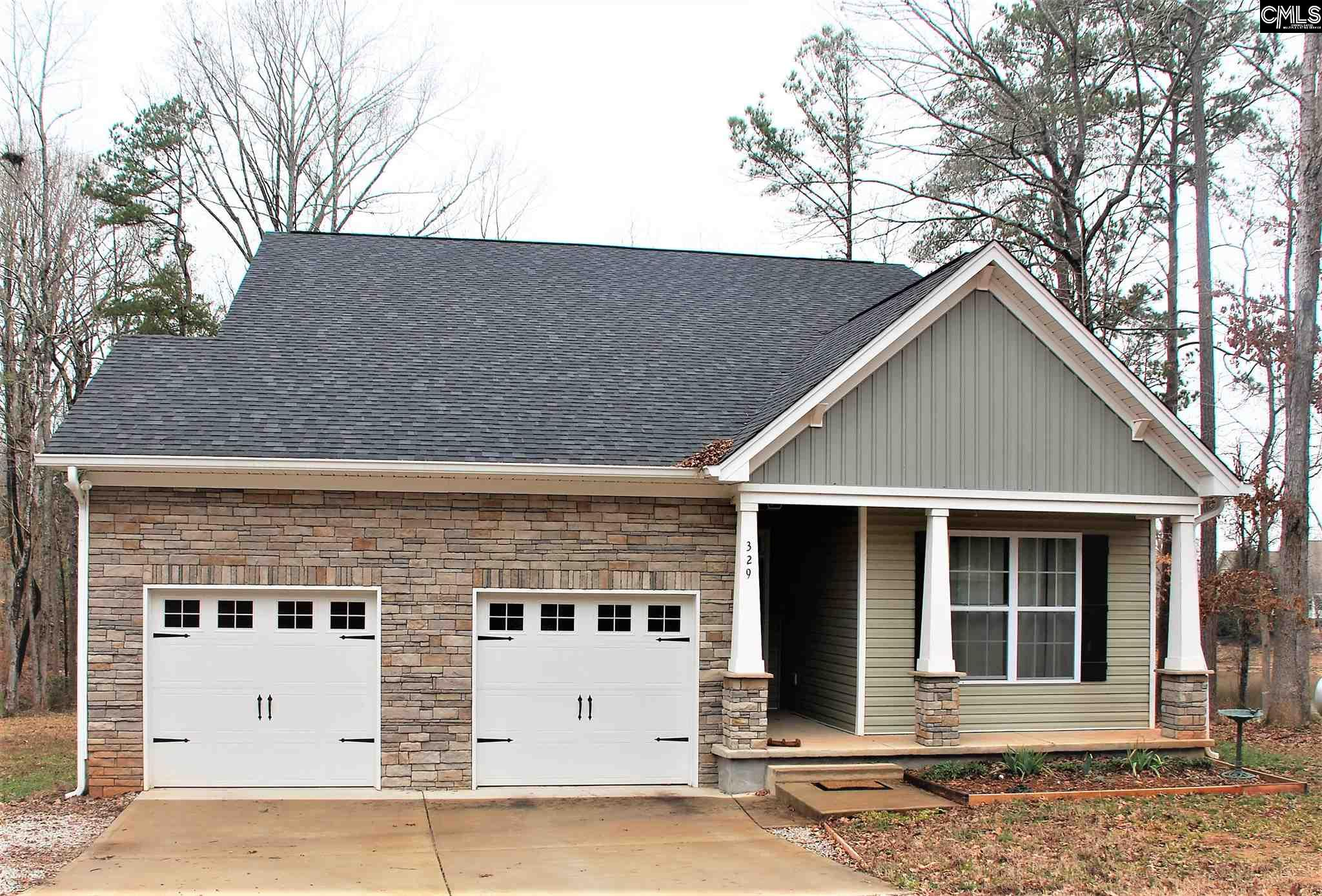 329 Poplar Point Batesburg, SC 29006