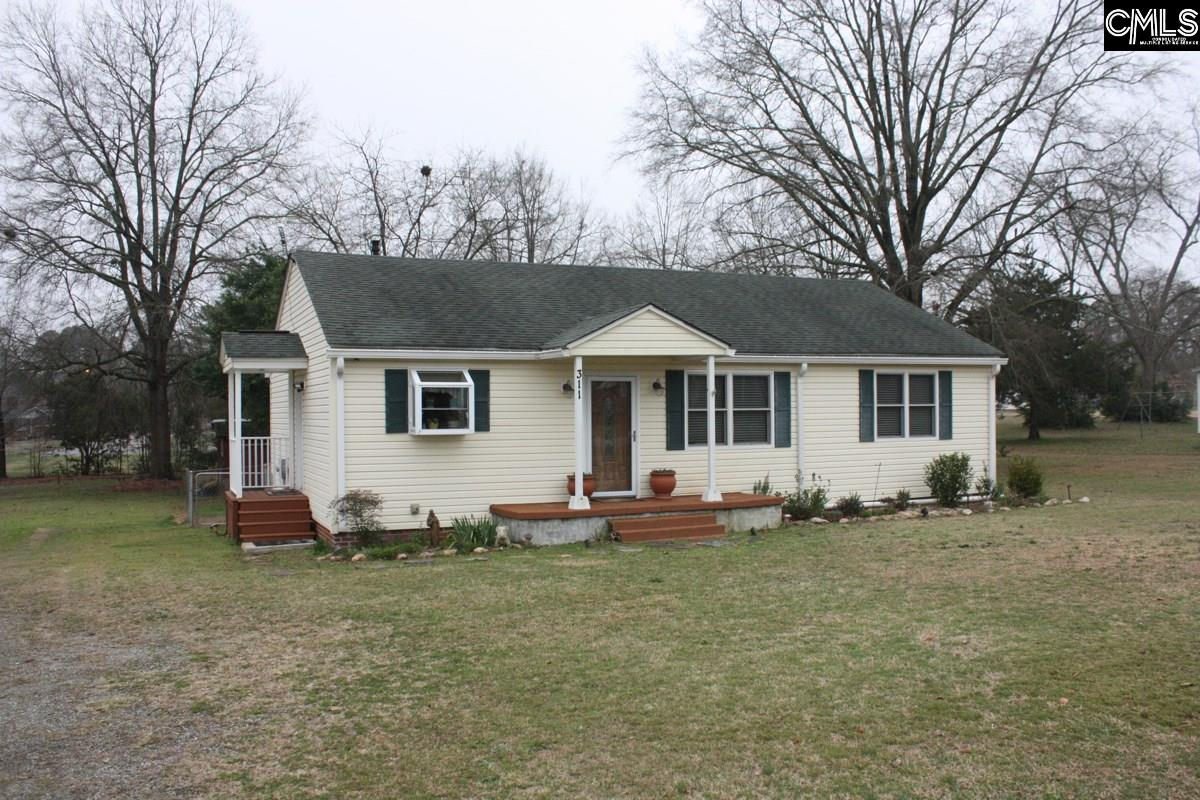 311 S Pine Batesburg, SC 29006