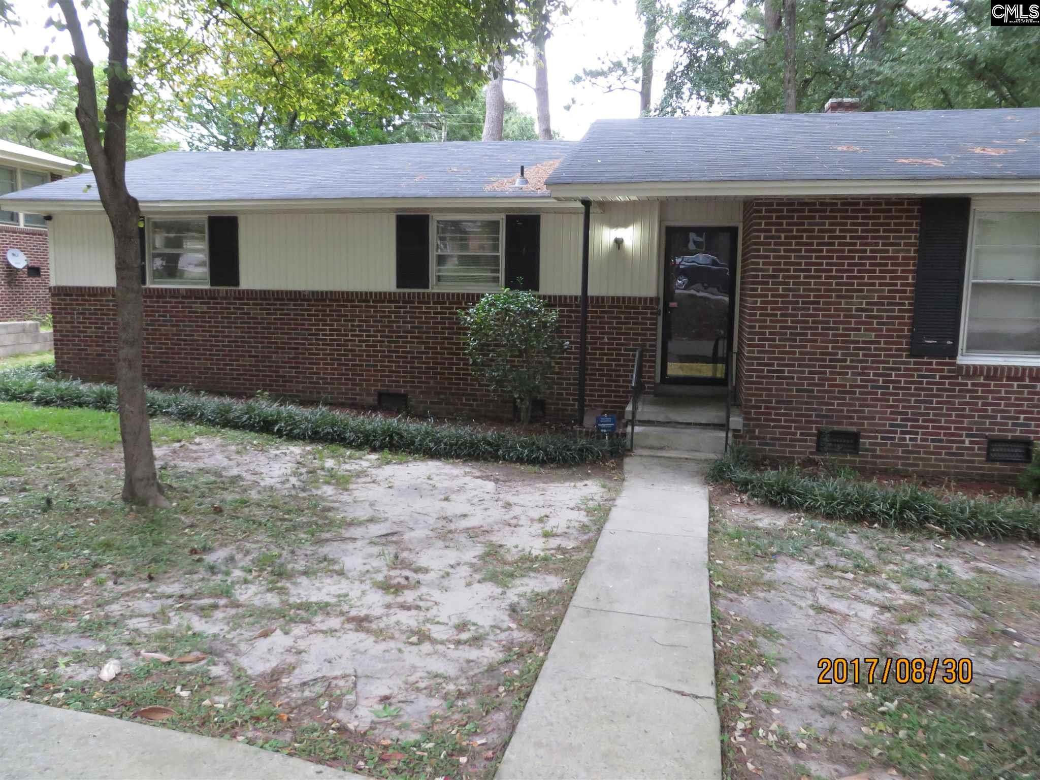 2038 Mockingbird Columbia, SC 29204