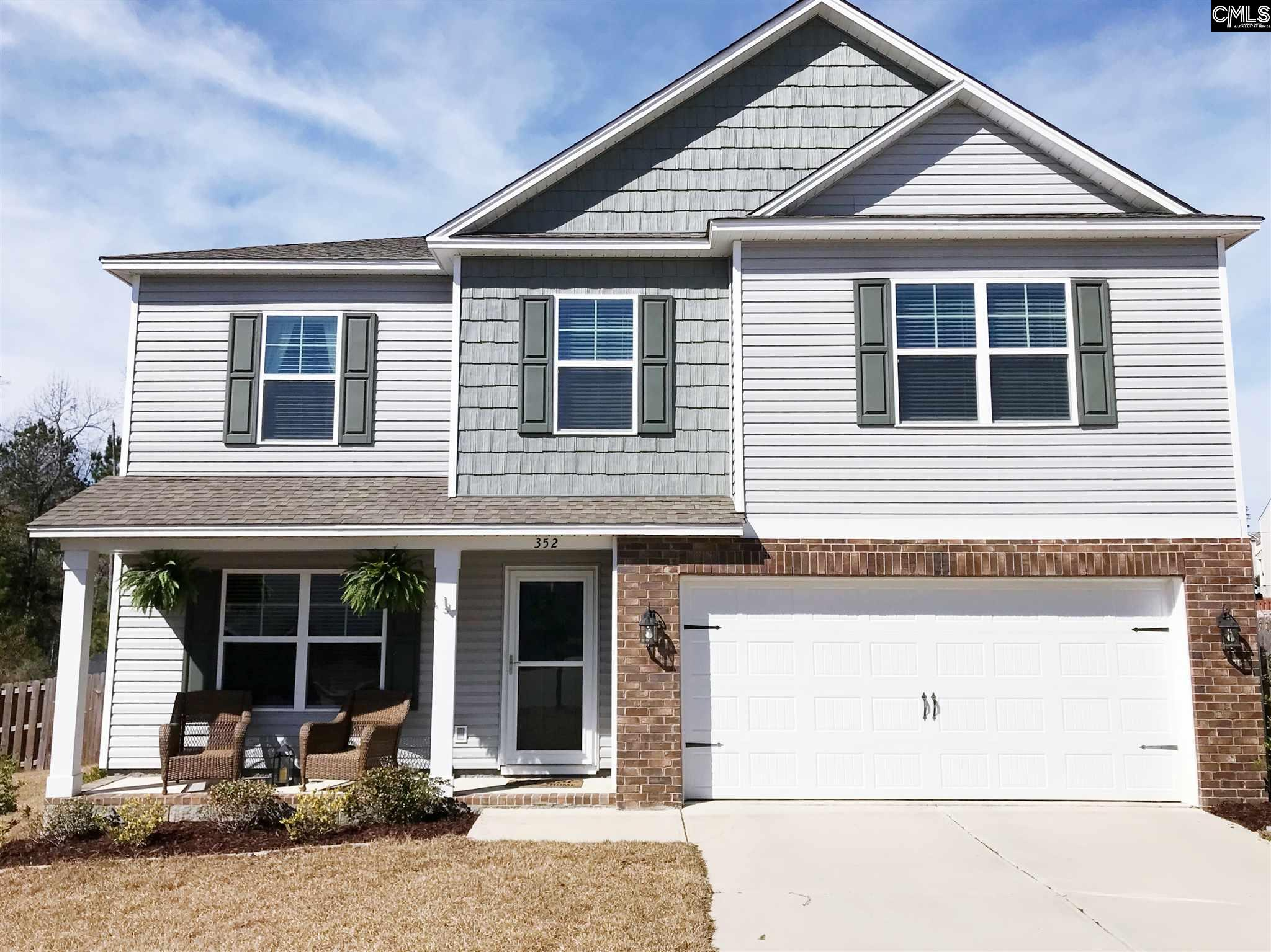 352 Meadow Saffron Lexington, SC 29073