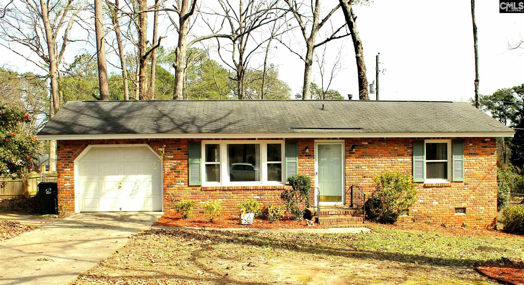 216 Oberlin Columbia, SC 29212