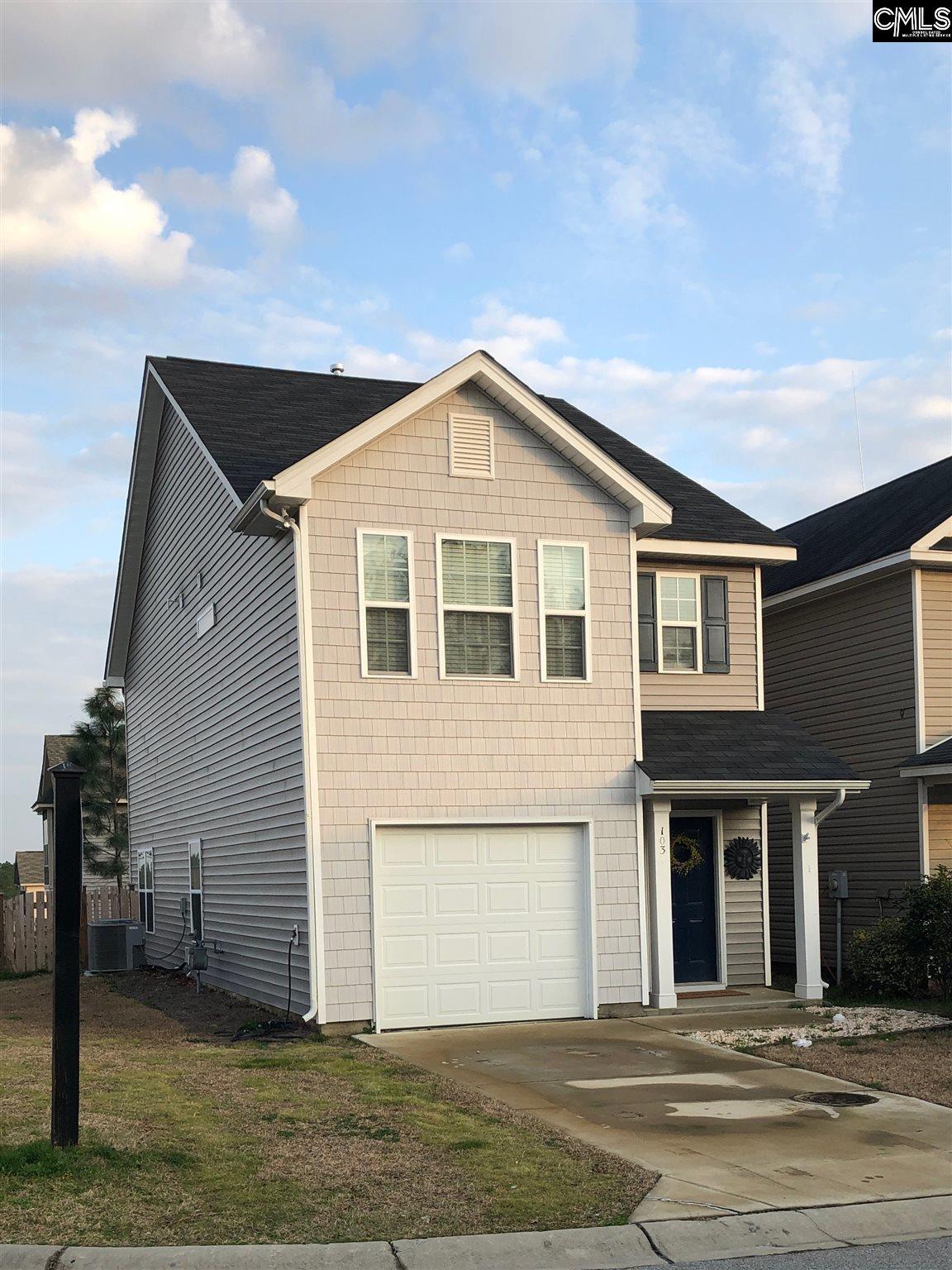 103 Whitton Lexington, SC 29073