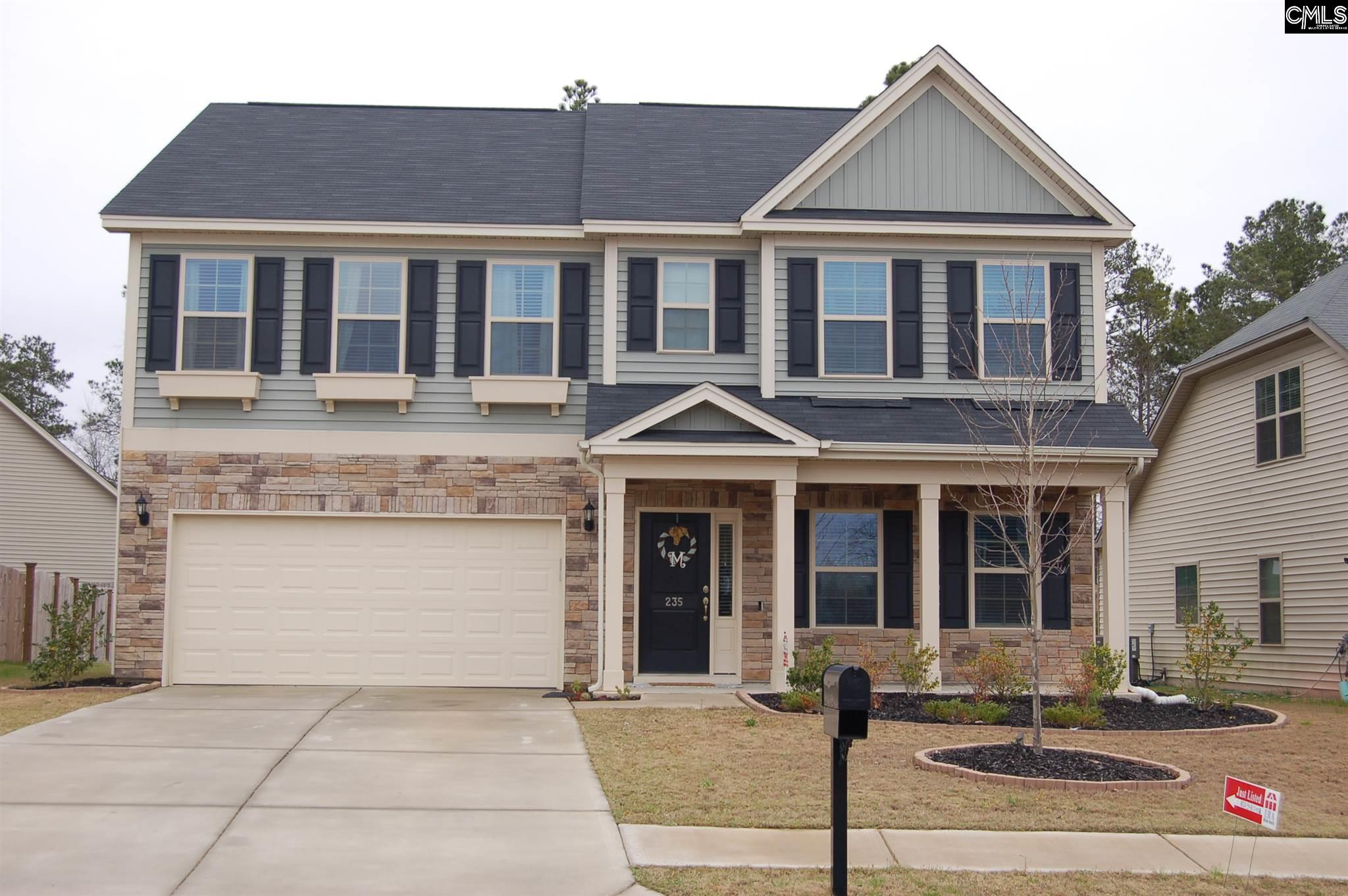 235 Meadow Springs Columbia, SC 29229