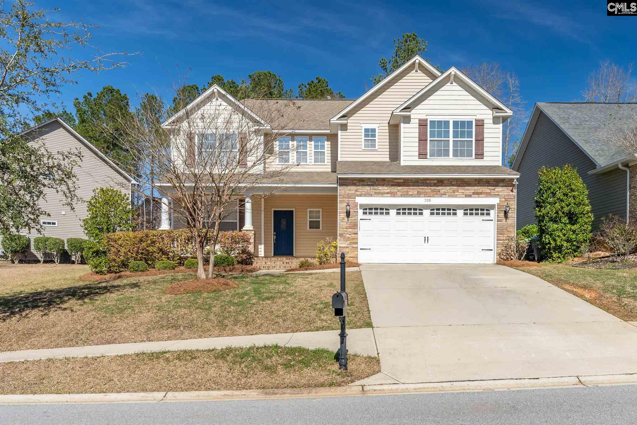 208 Allenbrooke Lexington, SC 29072