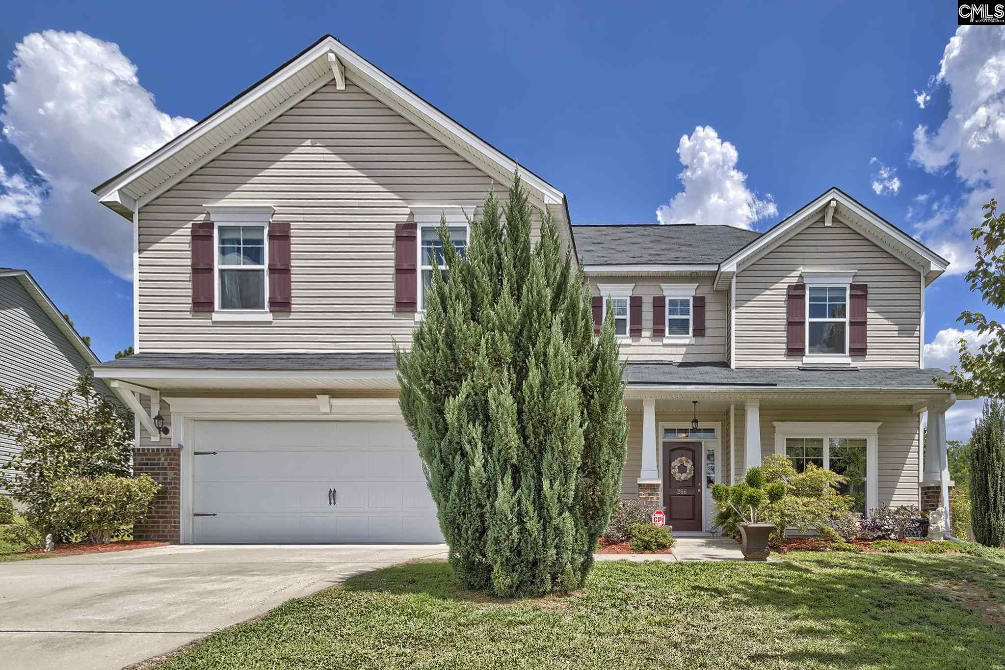 266 Baneberry Lexington, SC 29073