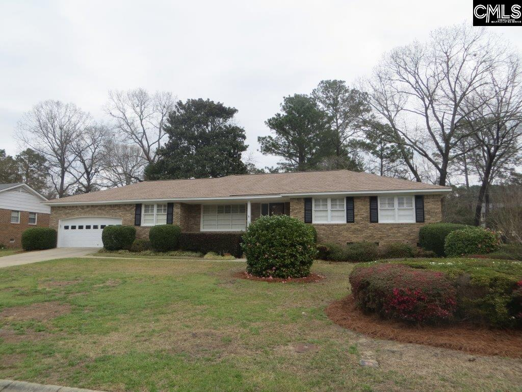 25 Shaftesbury Columbia, SC 29209