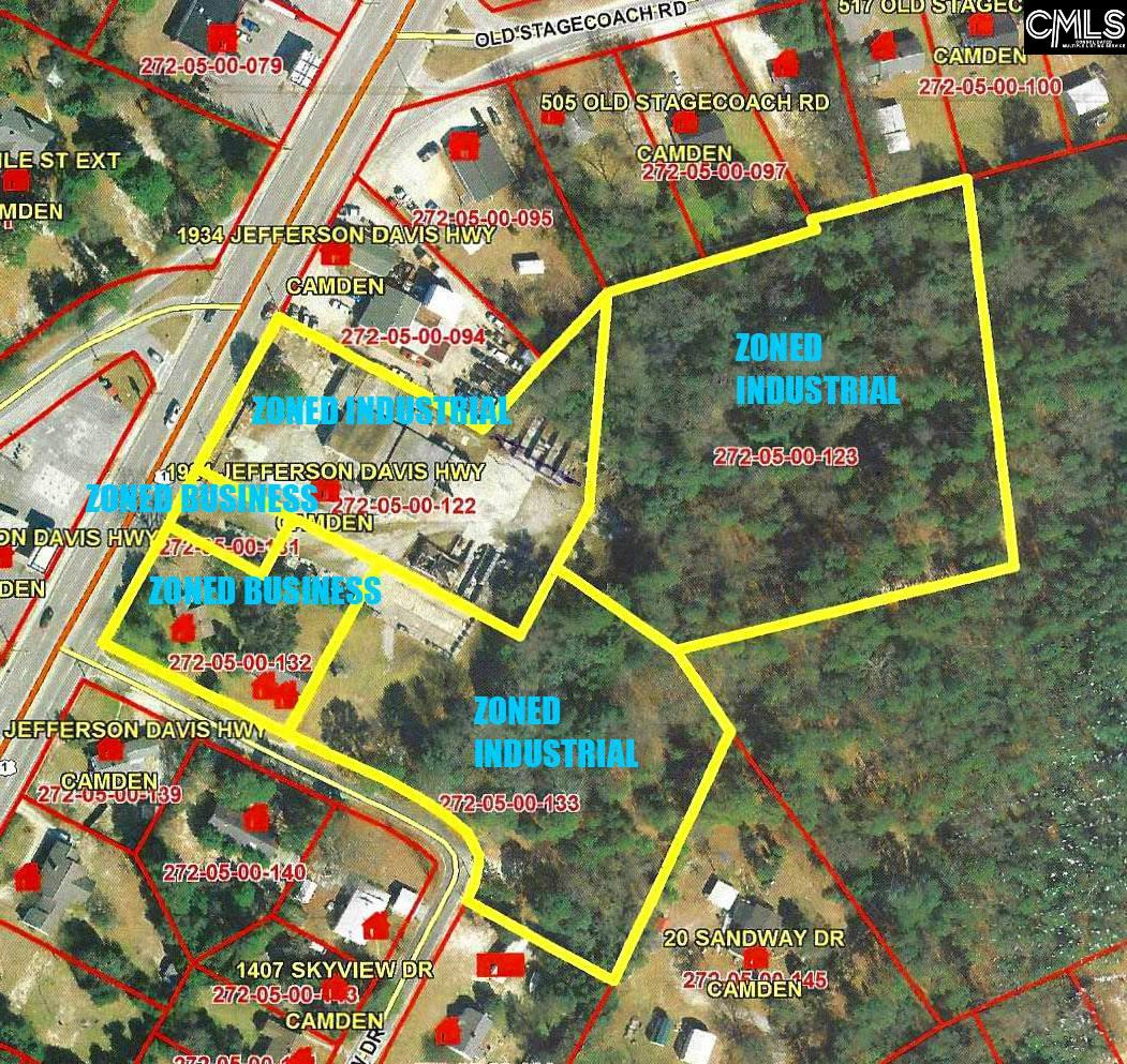 Commercial and Land