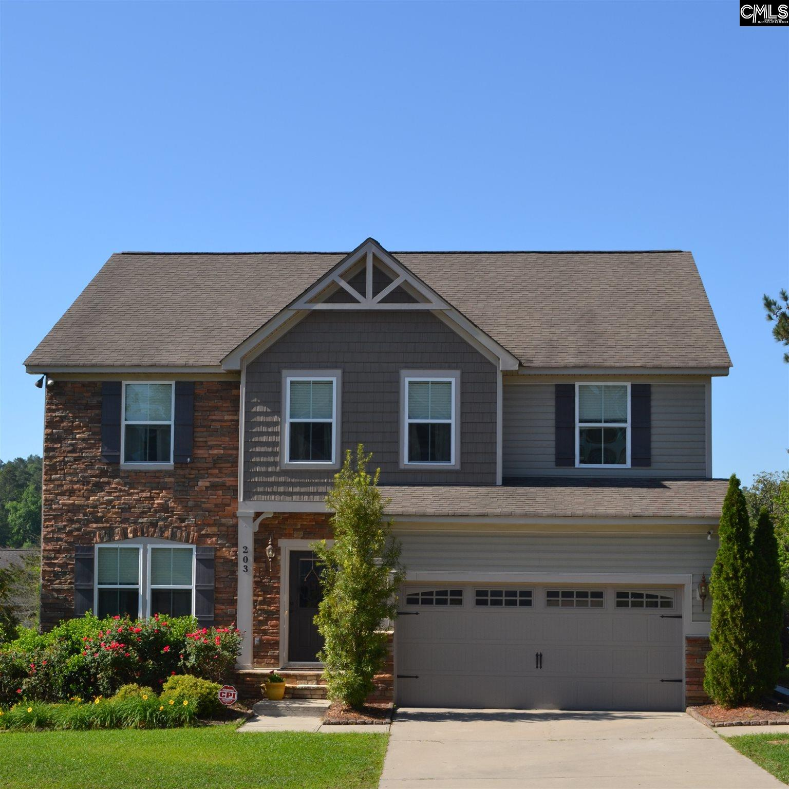 203 Ashburton West Columbia, SC 29170