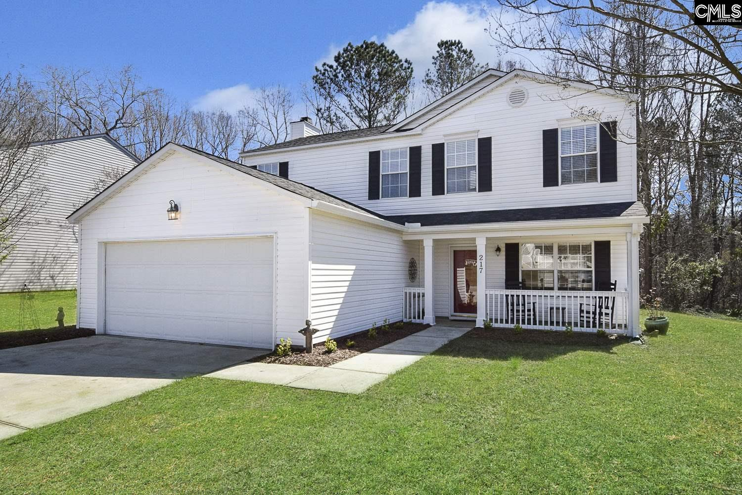 217 Autumn Woods Irmo, SC 29063
