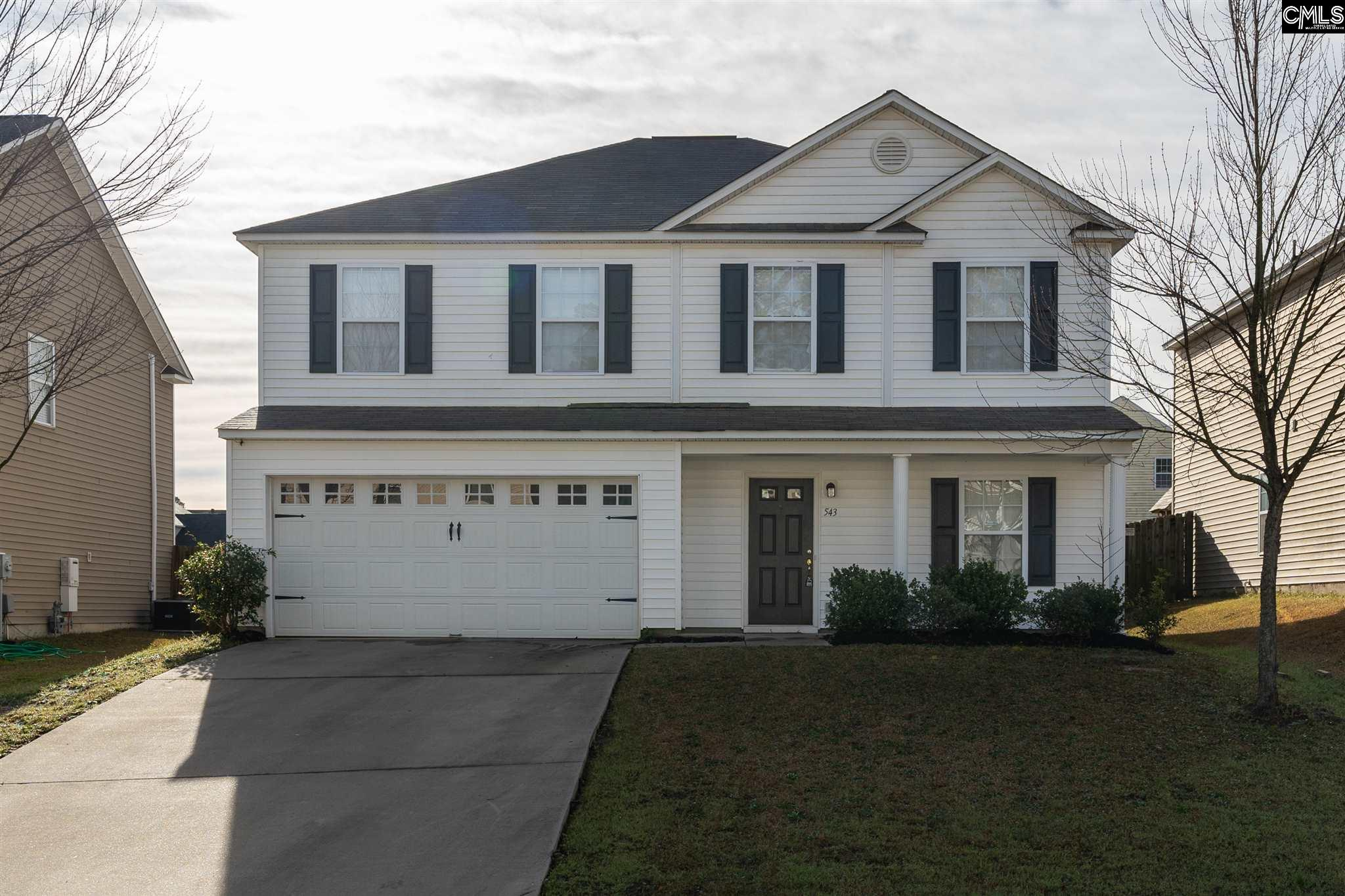 543 Silver Spoon Elgin, SC 29045