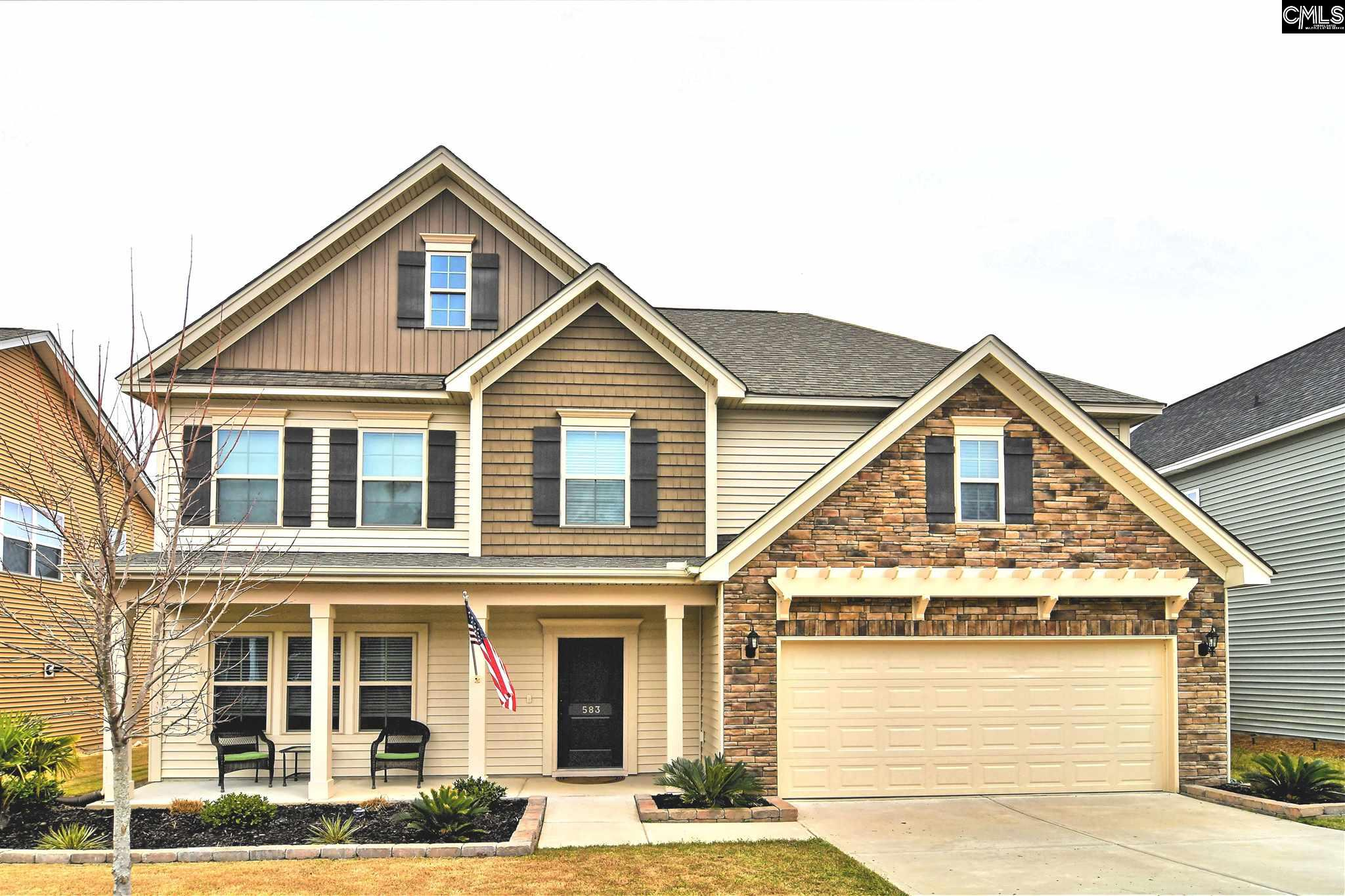 583 Blue Ledge Lexington, SC 29072
