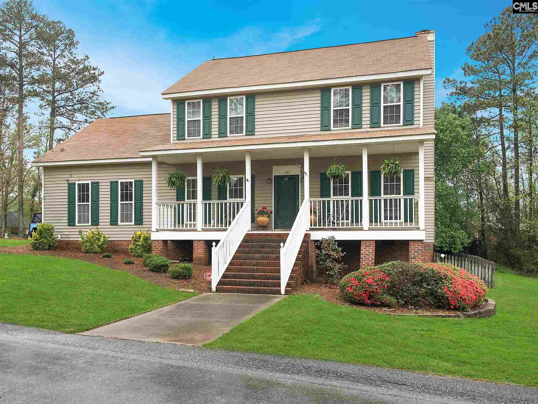 1182 Crosshill Newberry, SC 29108-4104