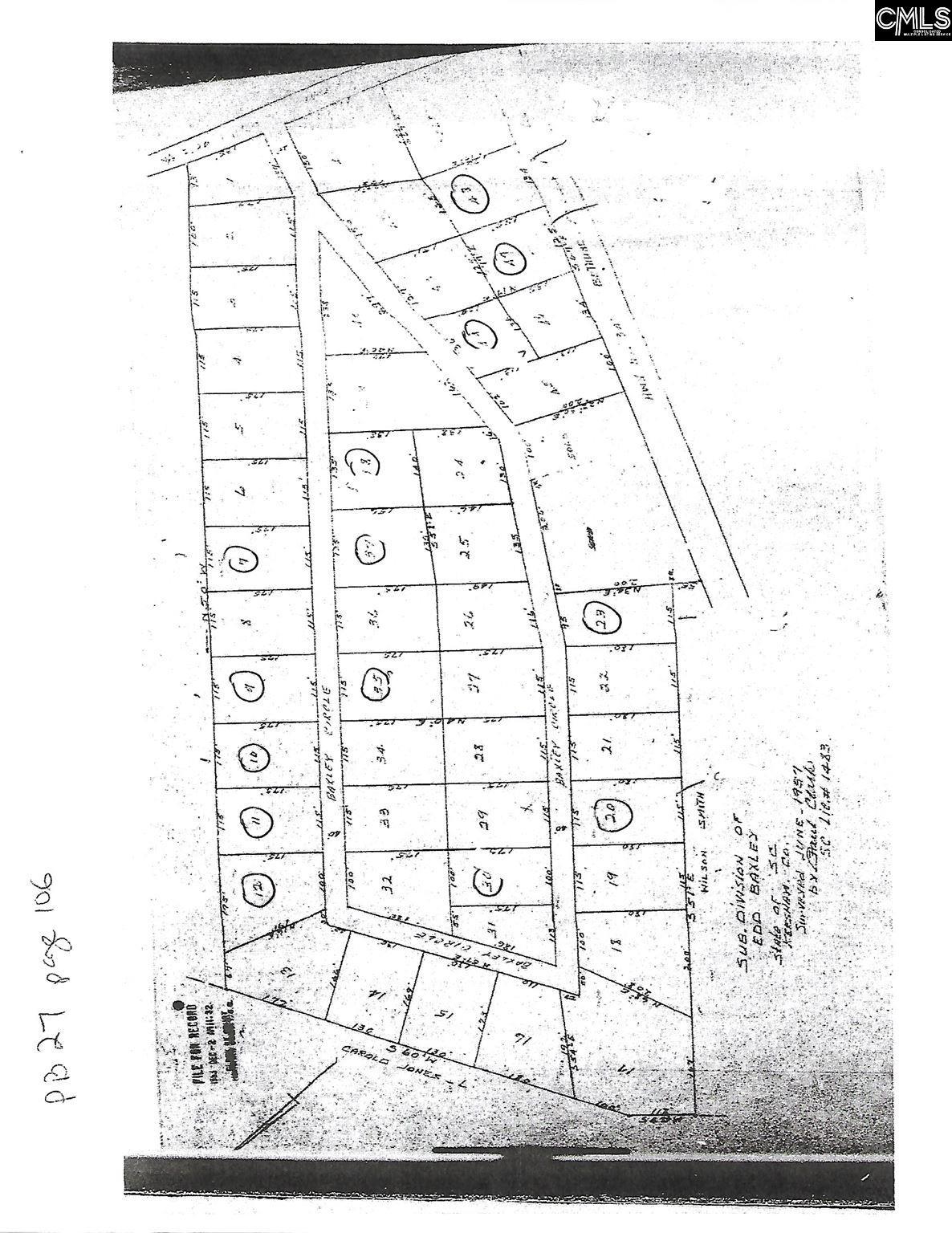 440 Baxley Circle #48 Bethune, SC 29009