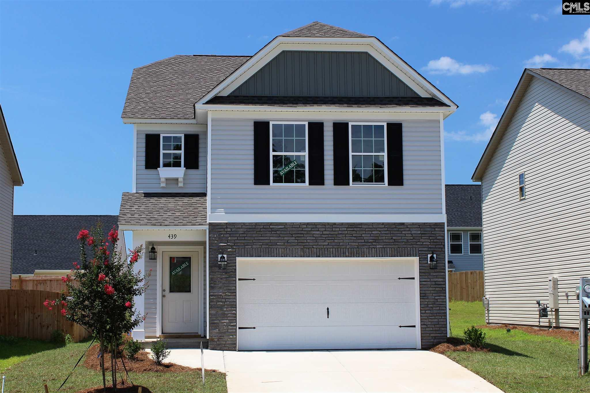 439 Fairford (lot 98) Blythewood, SC 29016
