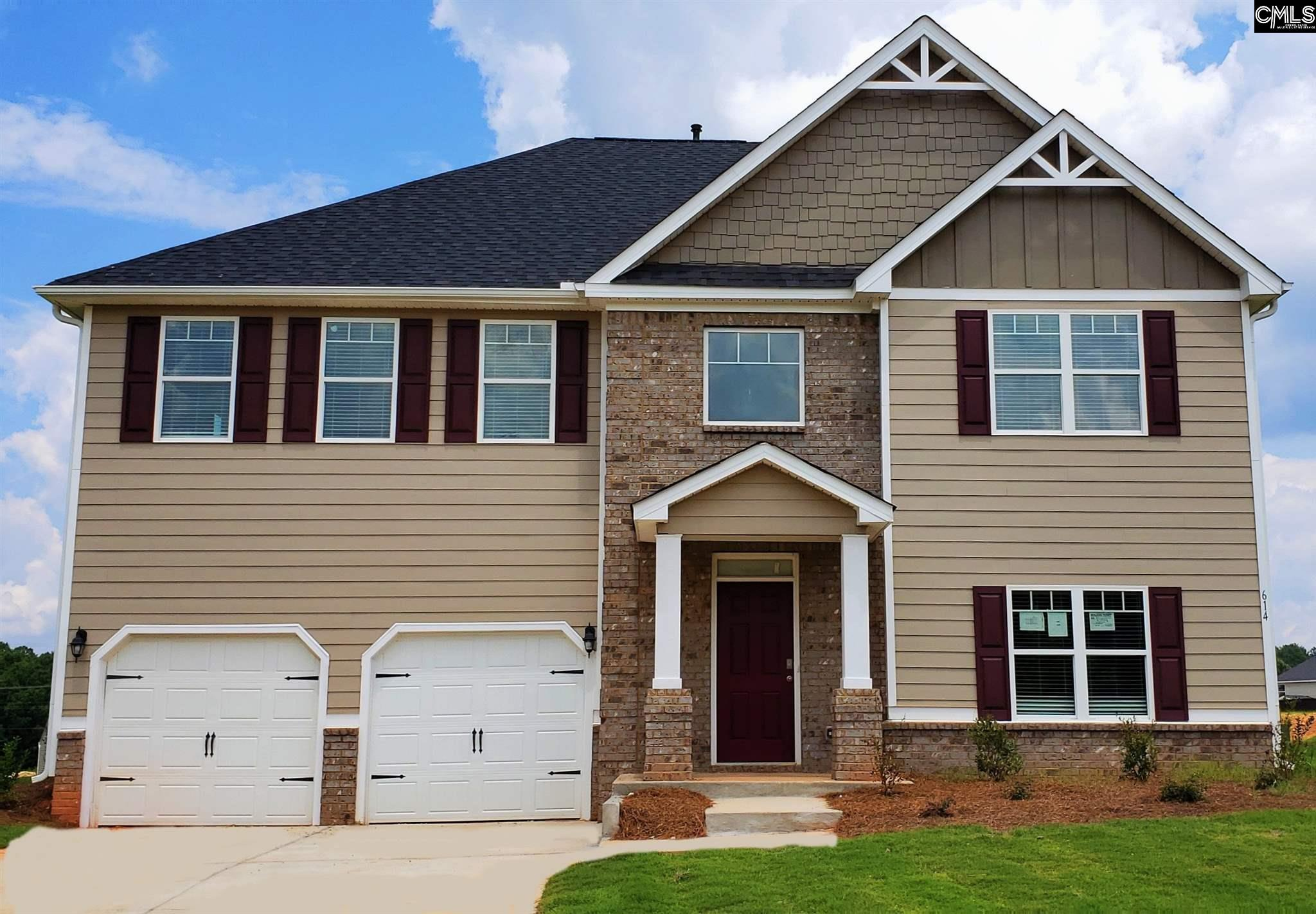 614 Tiger Lily Lexington, SC 29072