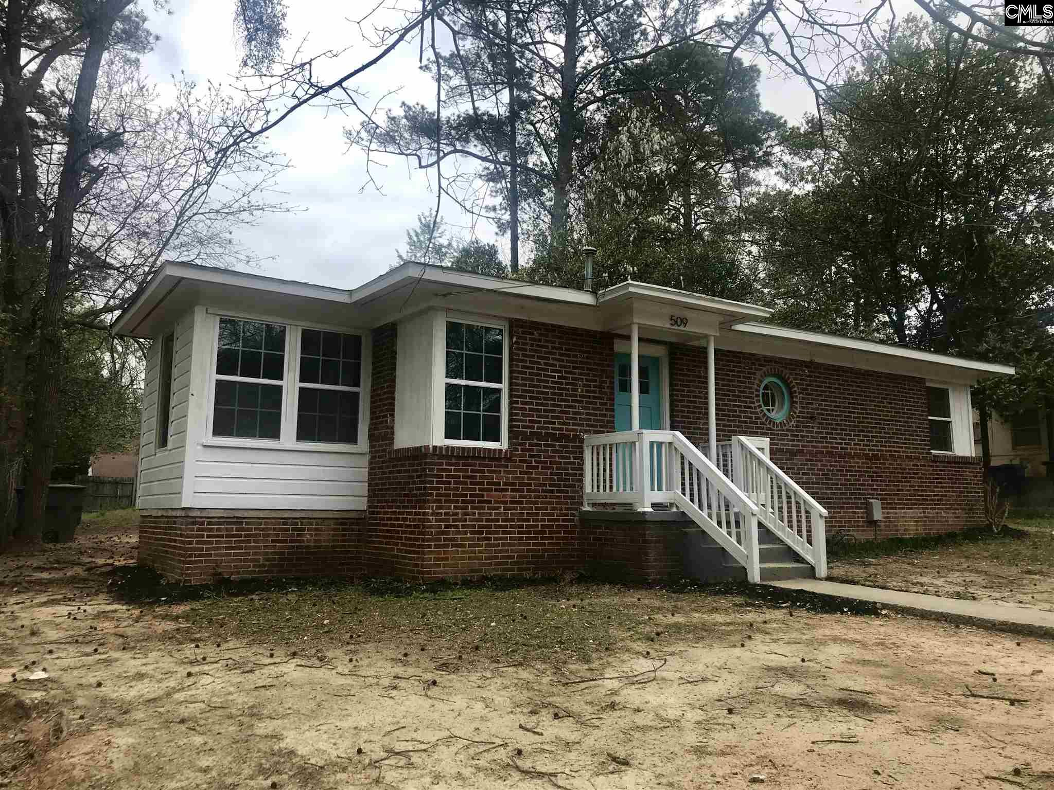 509 Johnson Columbia, SC 29203