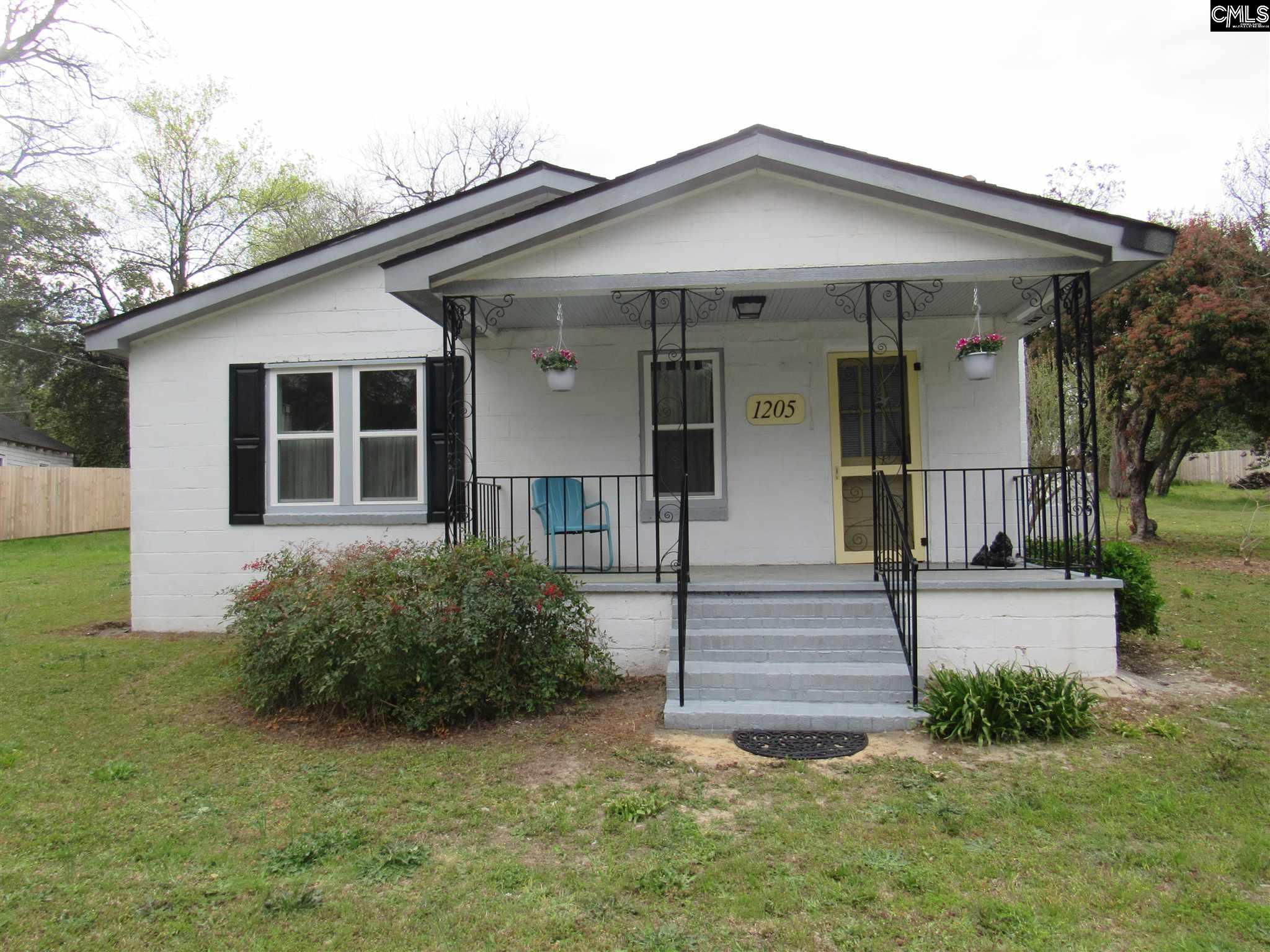 1205 Jefferson Davis Camden, SC 29020
