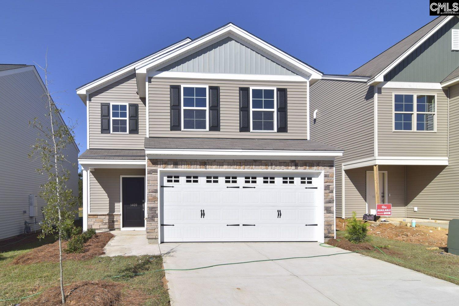 814 Tallaran Lexington, SC 29073-0000