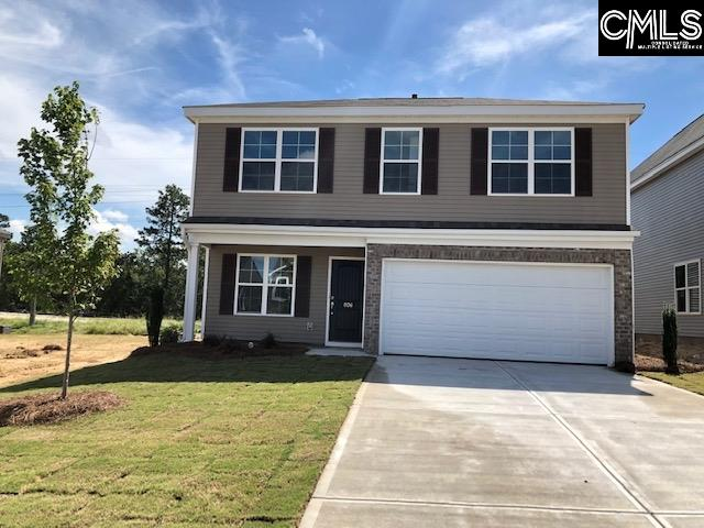 806 Tallaran Lexington, SC 29073-0000