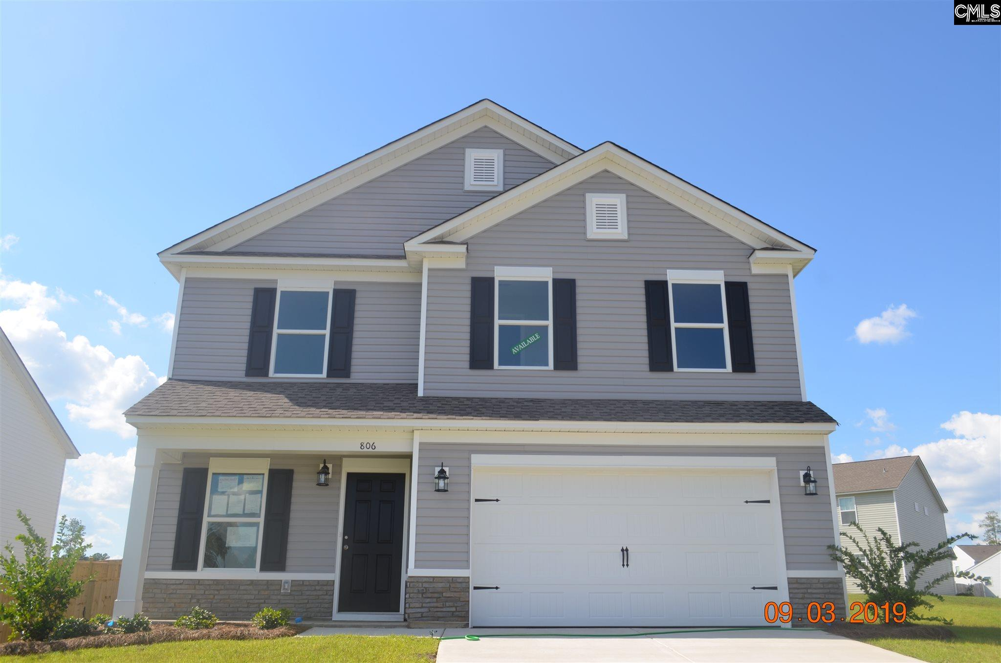 806 Frogmore West Columbia, SC 29172