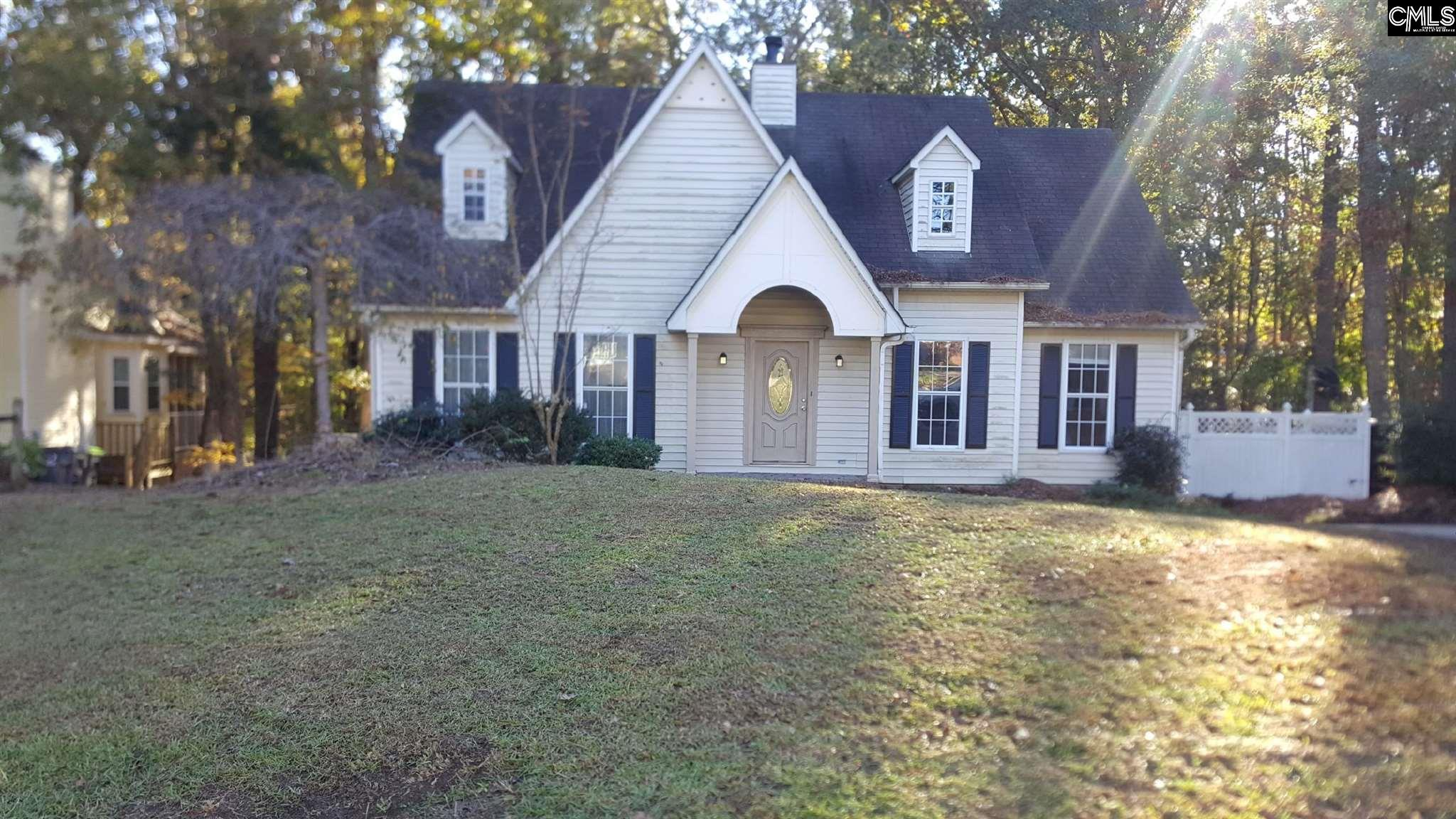 136 Coventry Lake Lexington, SC 29072-0000