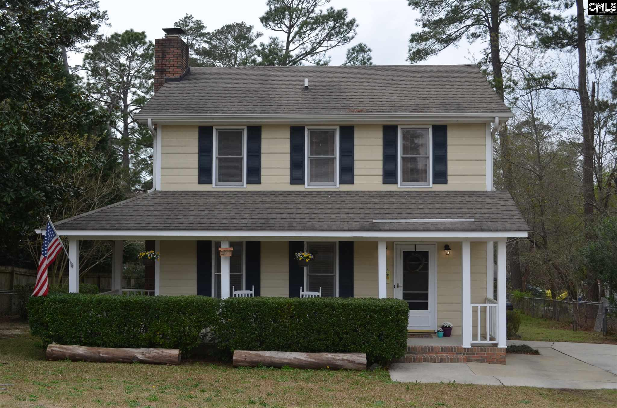 2527 Banner Hill Columbia, SC 29209