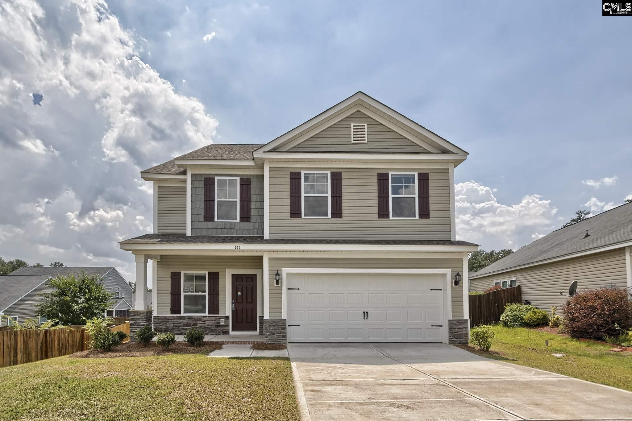 352 Oristo Ridge West Columbia, SC 29170