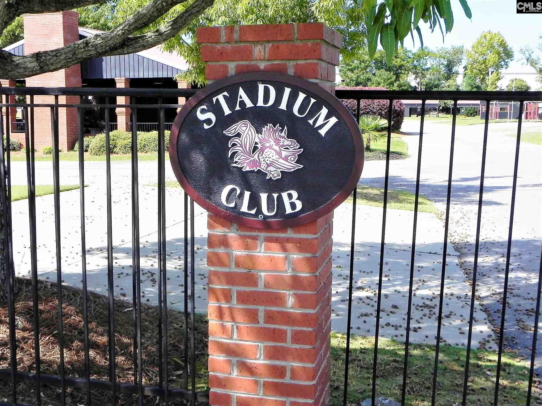 25 S. Stadium Columbia, SC 29201