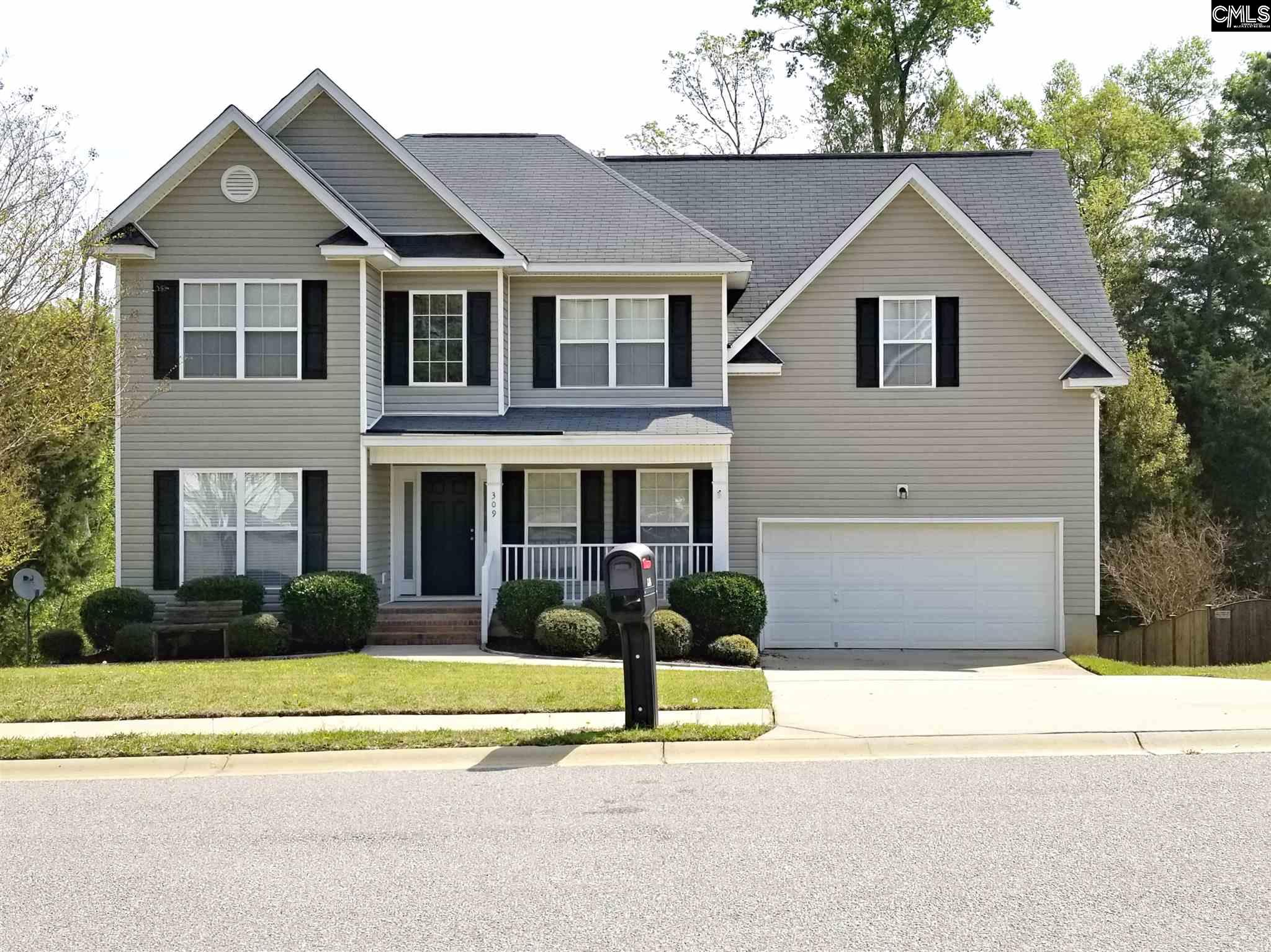 309 Ridge Run Irmo, SC 29063