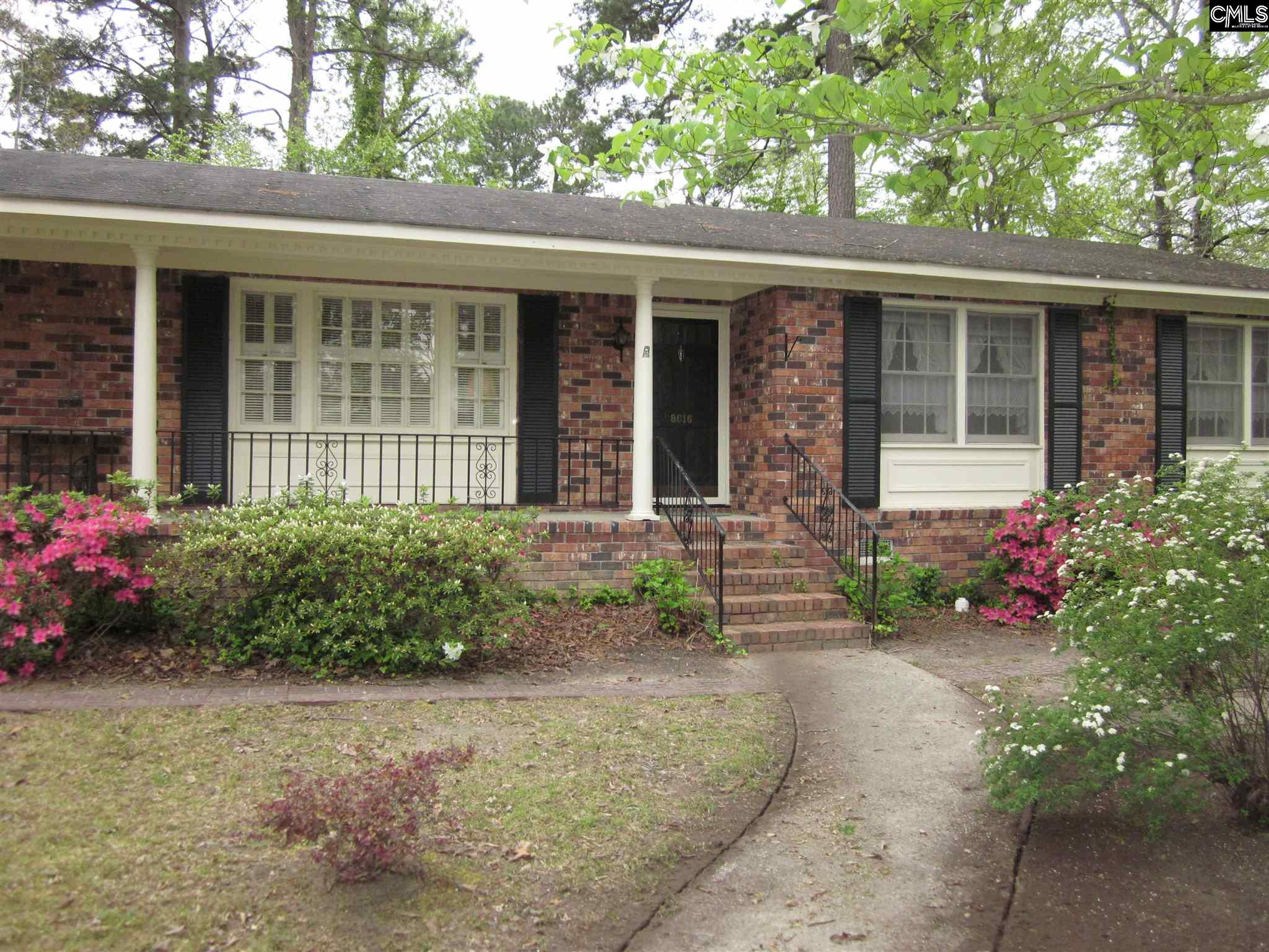 8616 Maywood Columbia, SC 29209