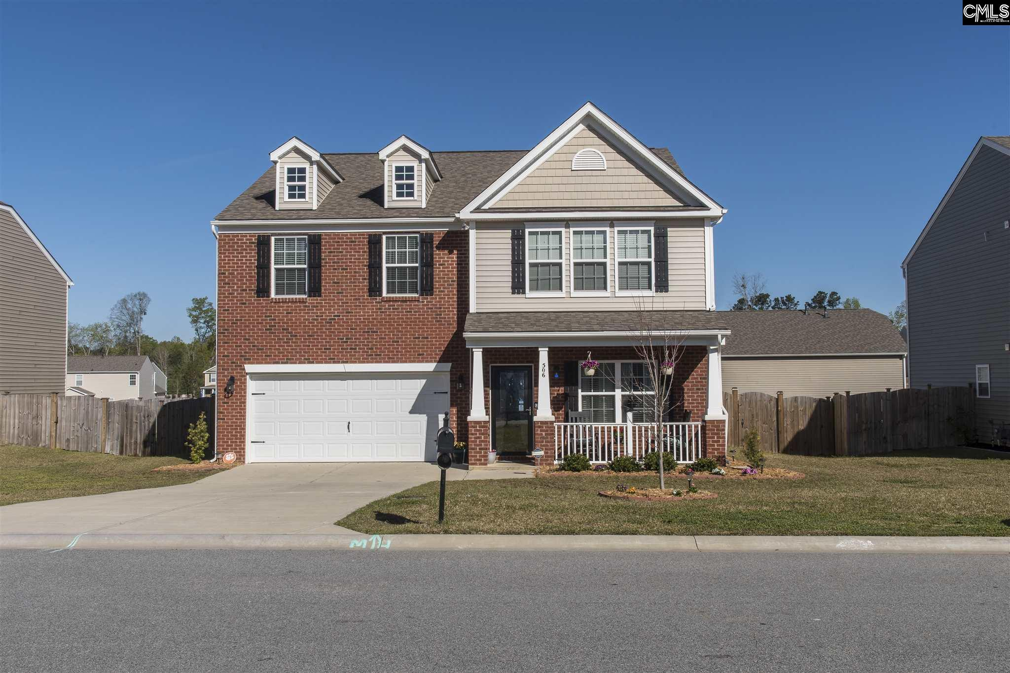 506 Eagles Rest Chapin, SC 29036